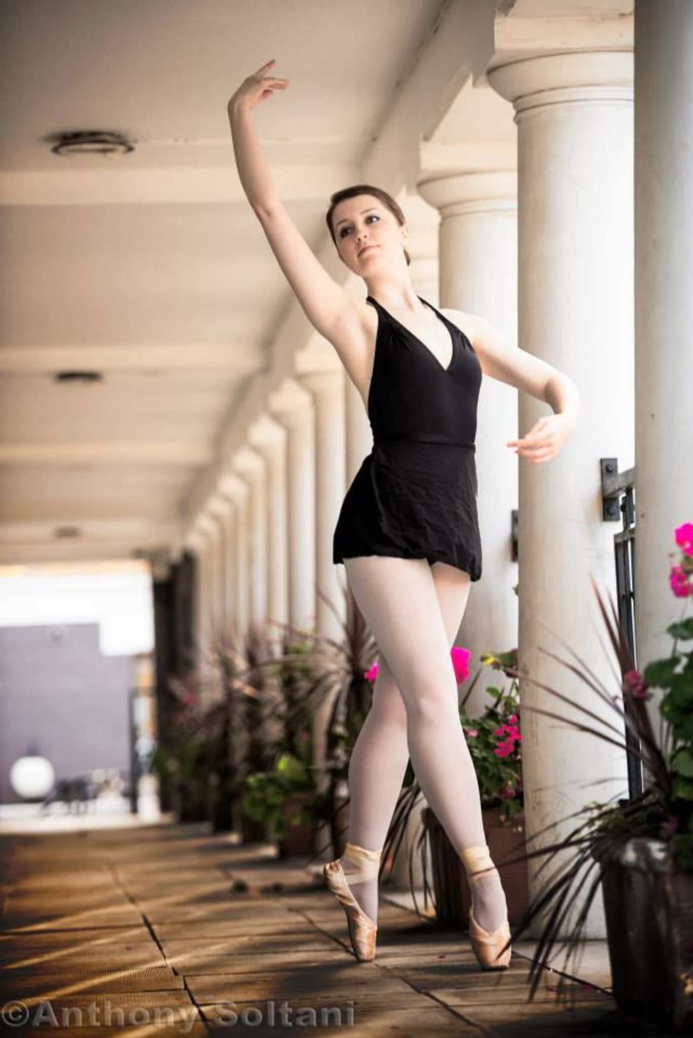 bellerina by anthonysoltaniphotography