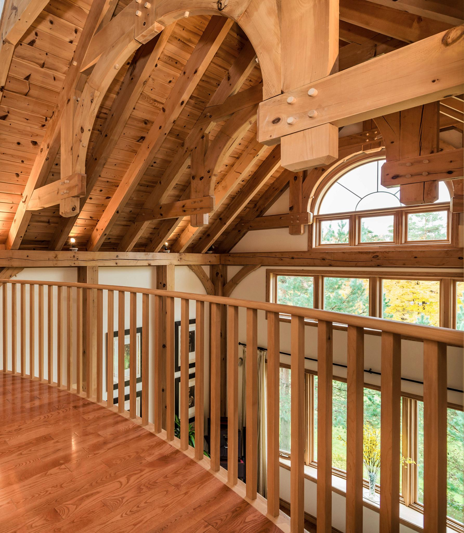 Post & Beam by Home Shots Real Estate Photography