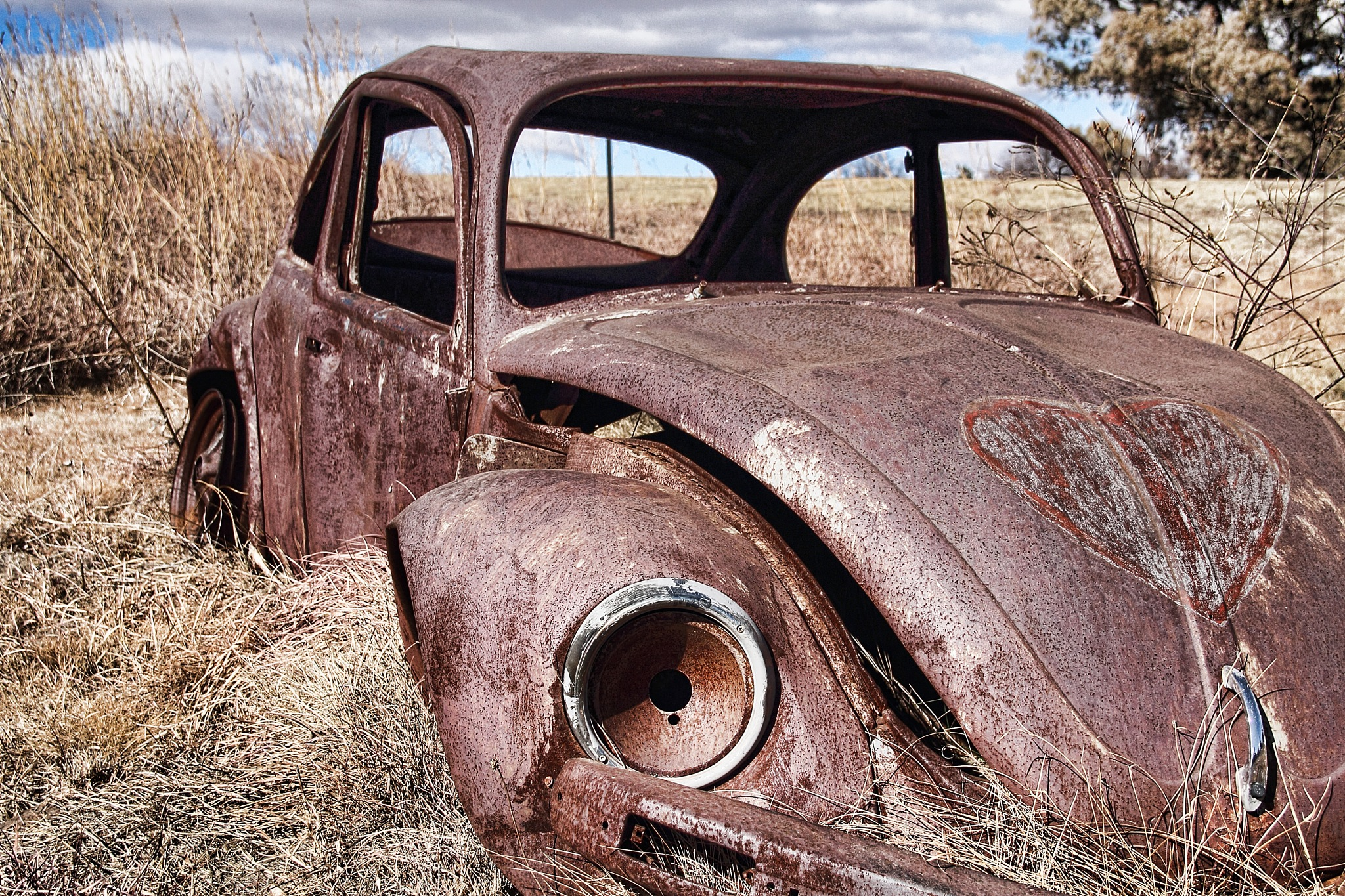 Rust in peace by Marcel
