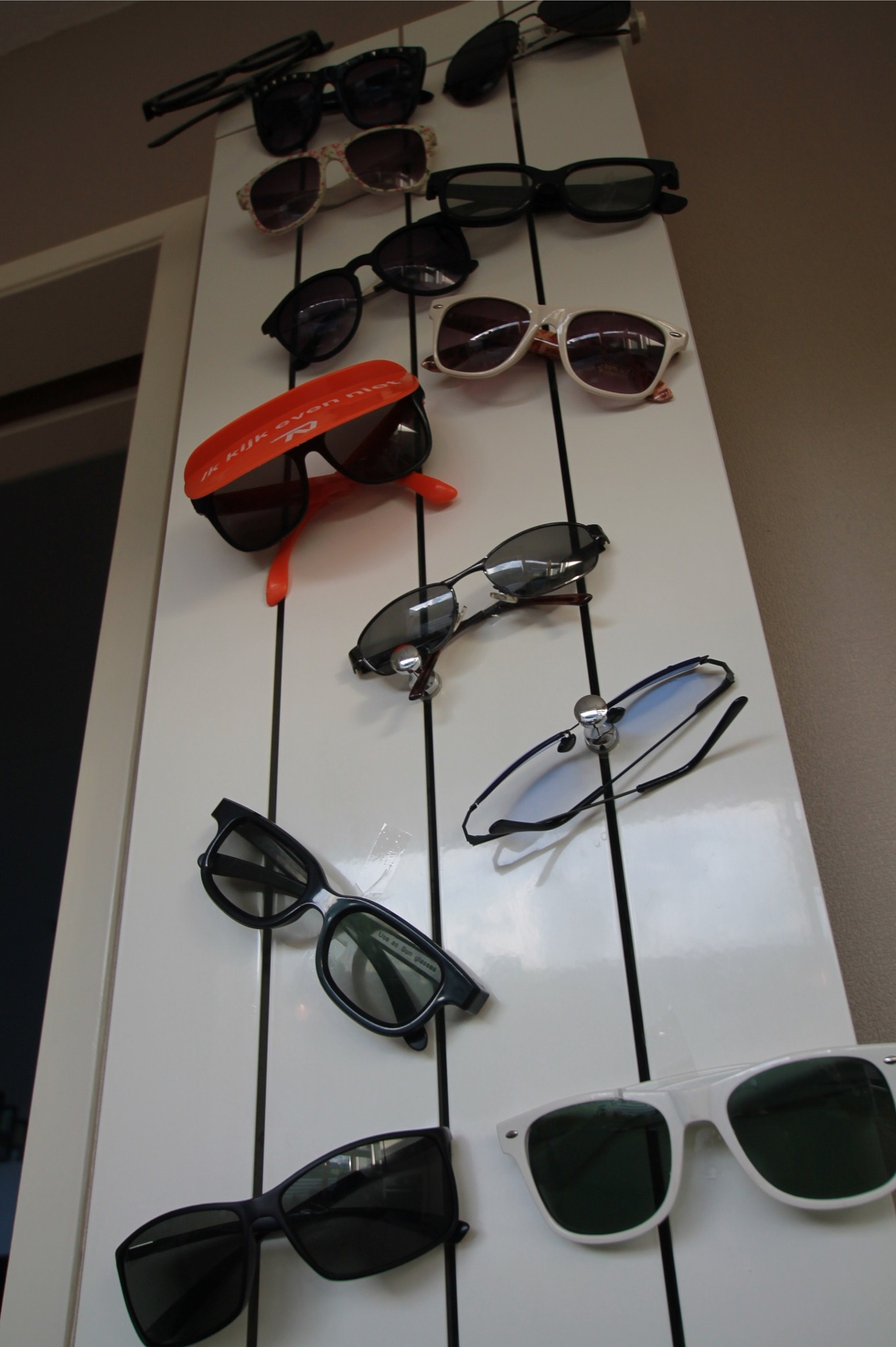 Glasses, glasses and more...... by George