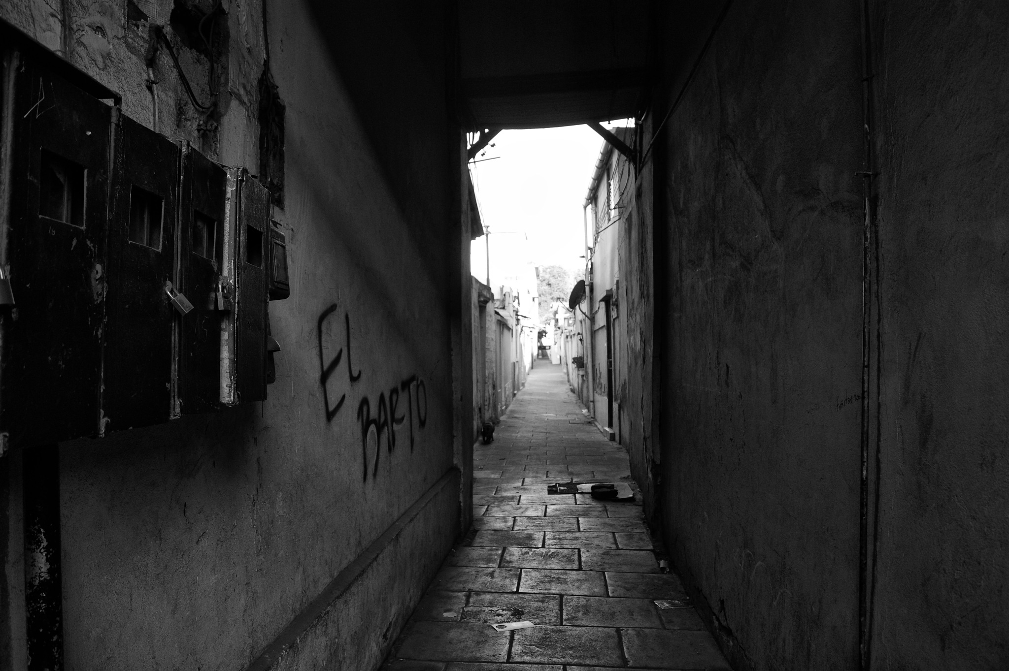 Photo in Street Photography #santiago #chile #street #city #urban #bw #black and white