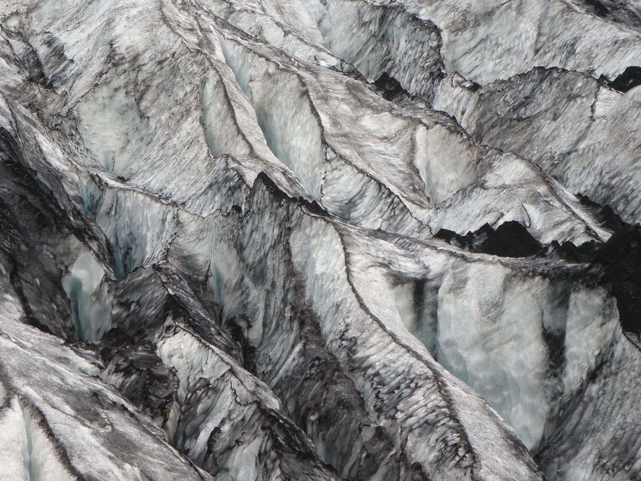 Sólheimajökull by Didda