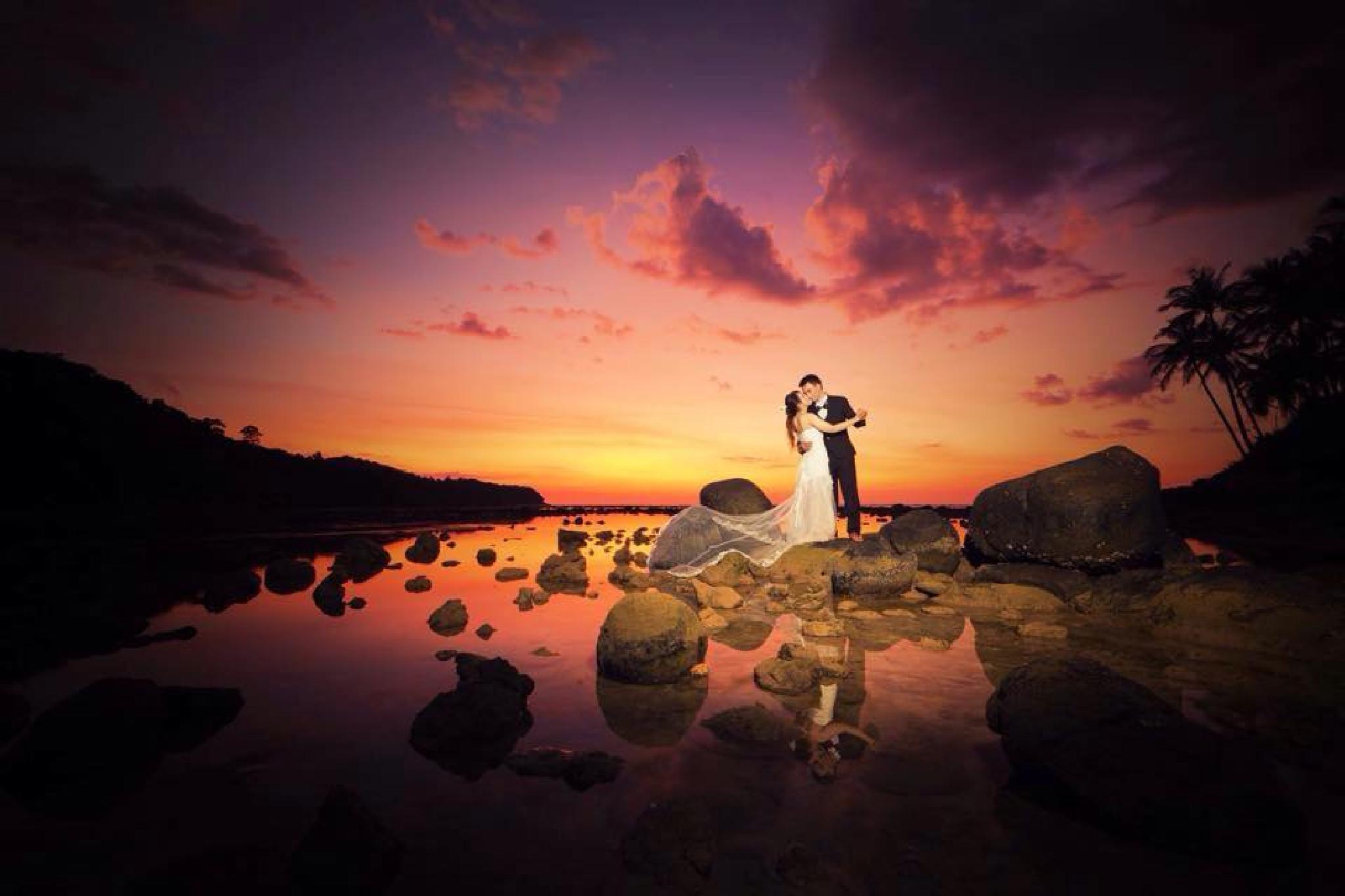 pre wedding by chalong.loysamut