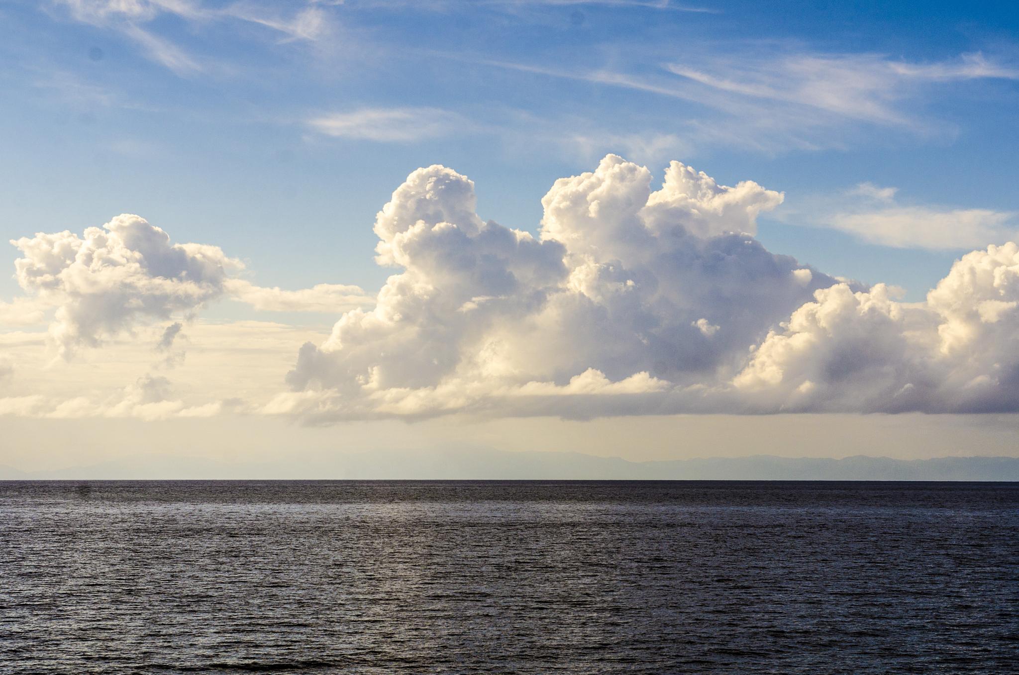 Morning Sky by davidpinter