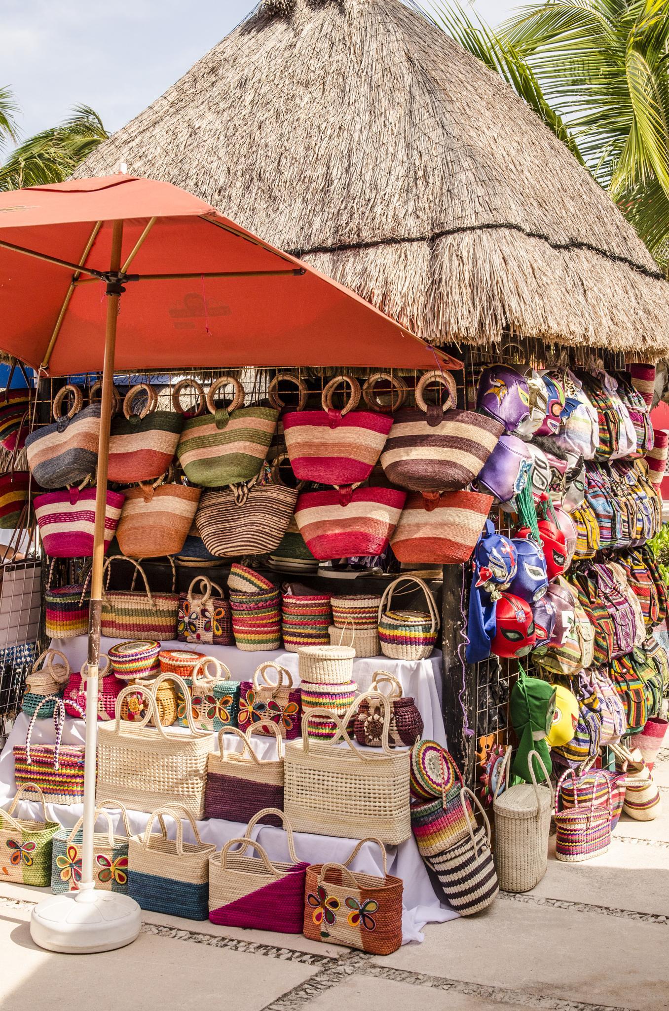 Colorful Baskets by davidpinter