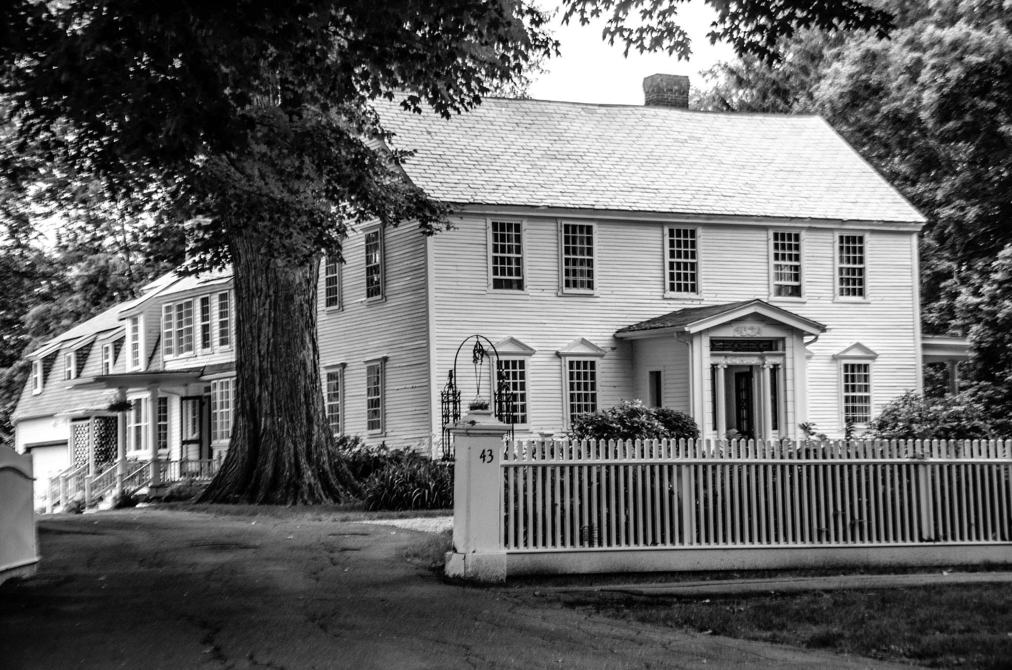 Massachusetts Architecture by davidpinter
