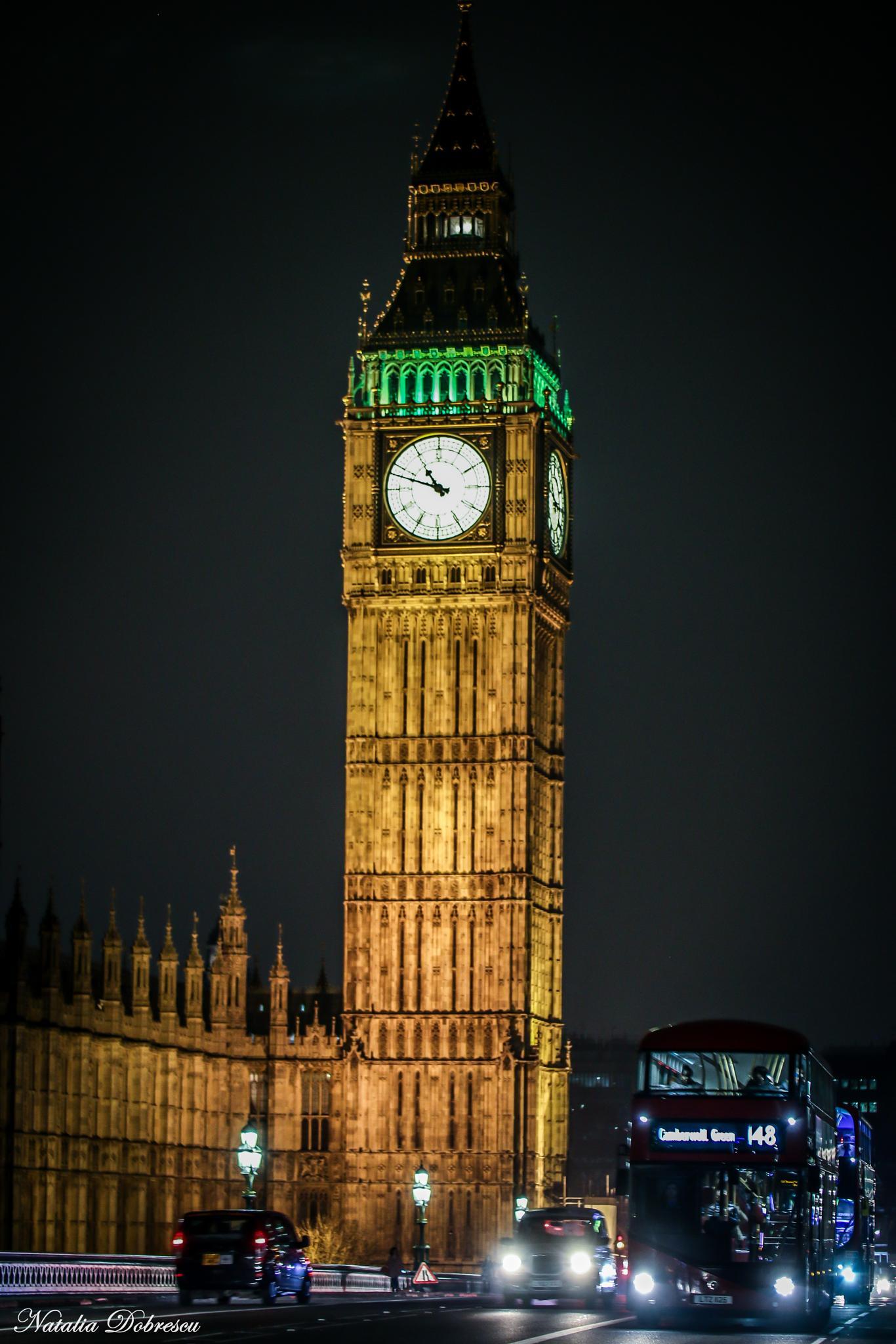 Big Ben by Natalia Photography