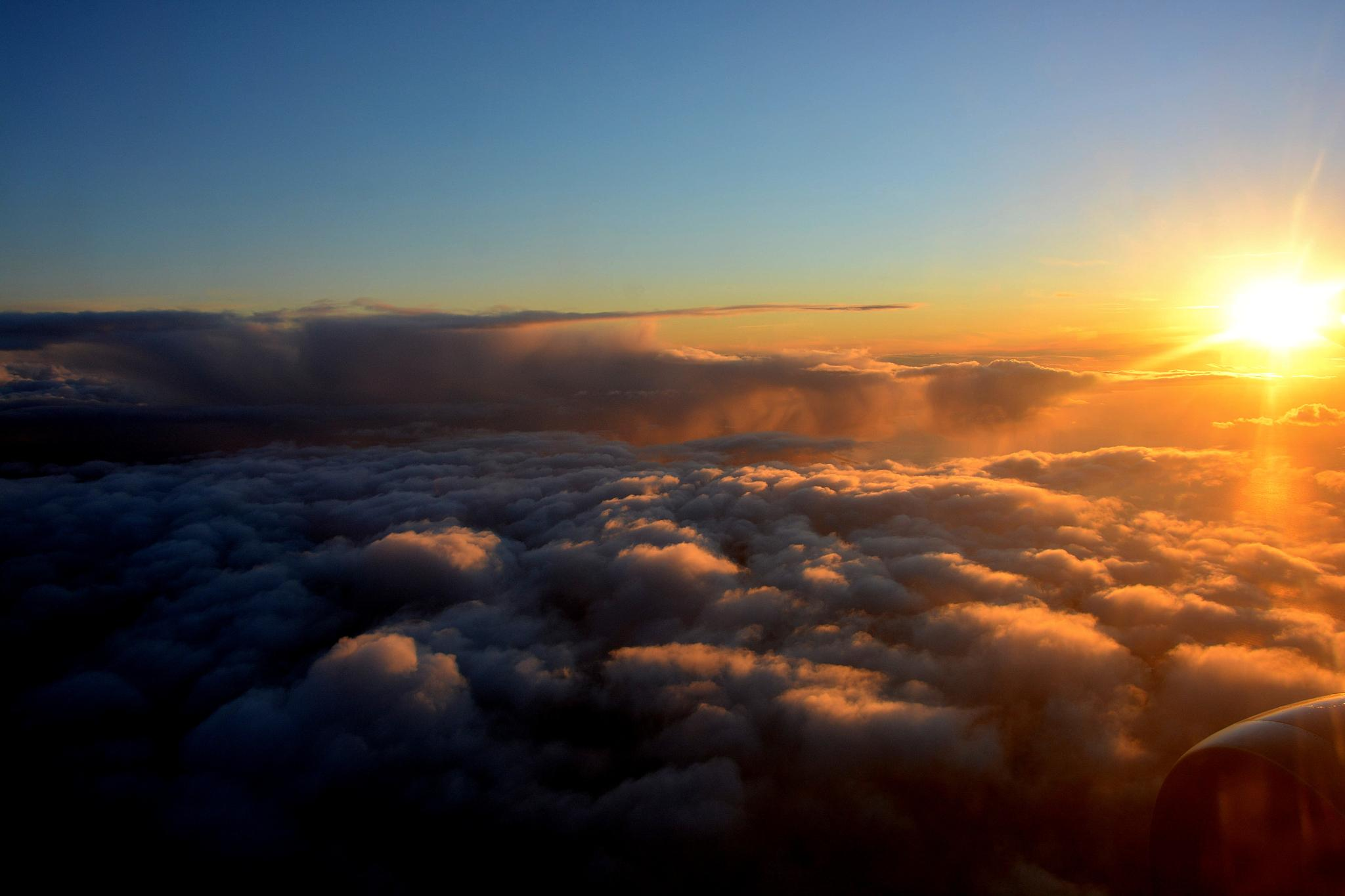 Above the Clouds by aaron.patterson.9889