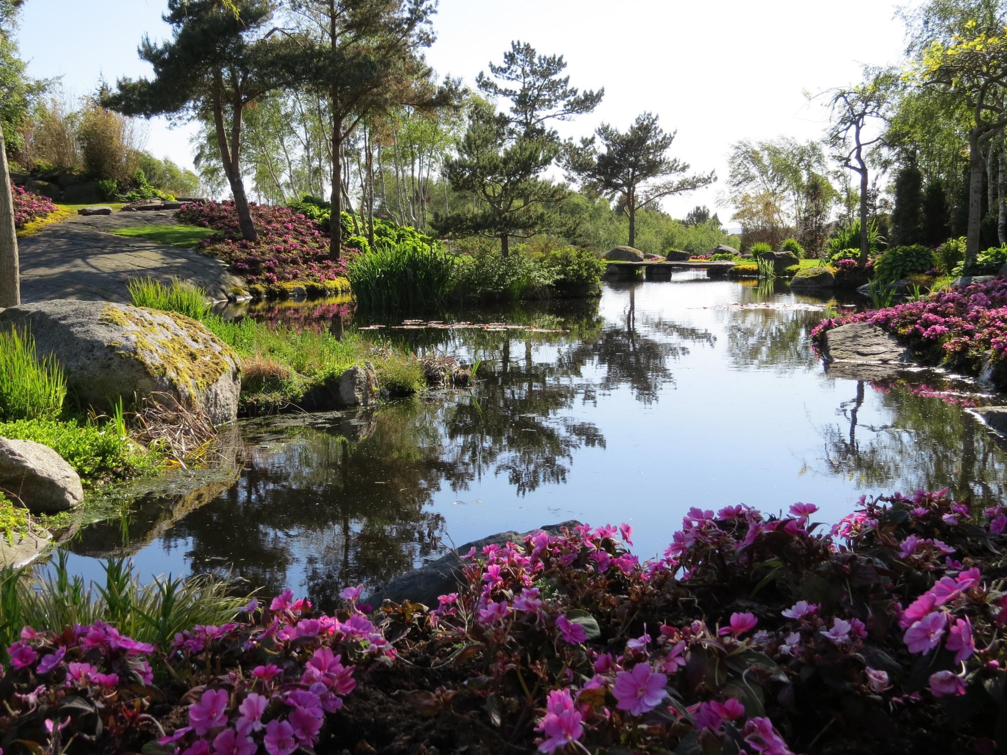 """#Garden """"flor og fjære"""" by marit"""