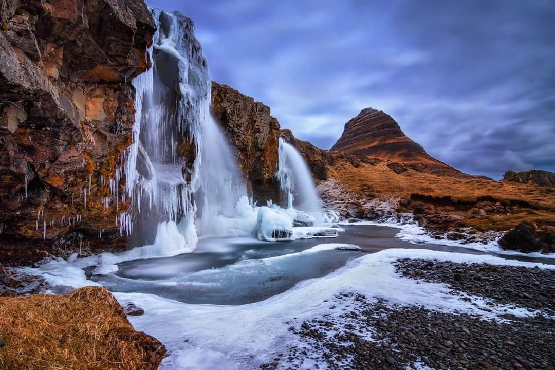 Winter Farewell by Daniel Herr