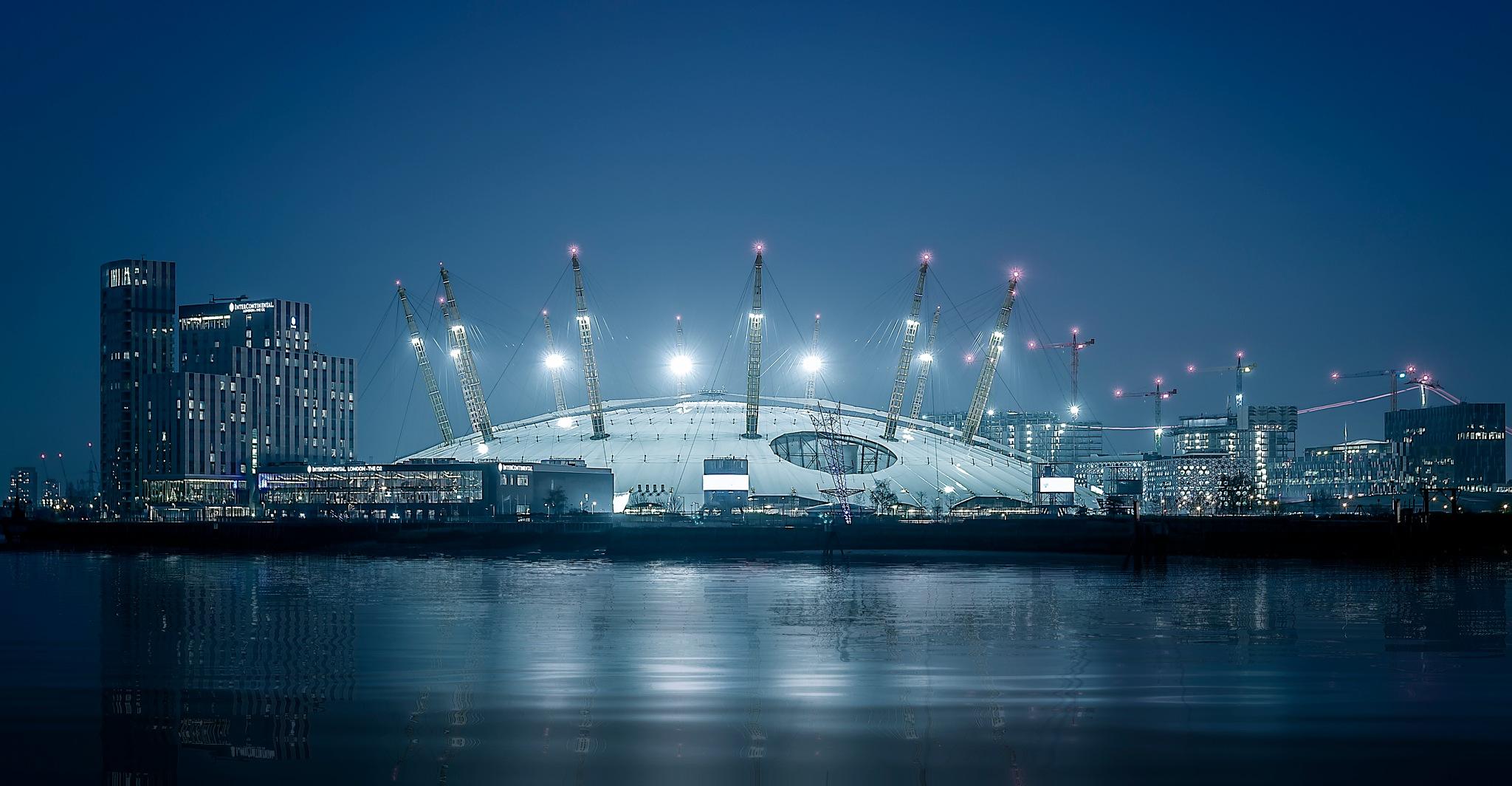 The O2 City by Karl Shepheard Photography