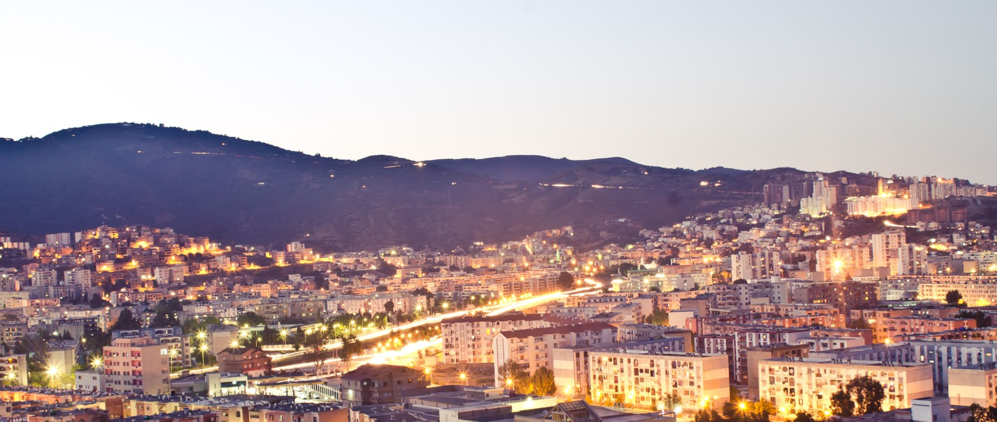 annaba in the night by sn2op23i