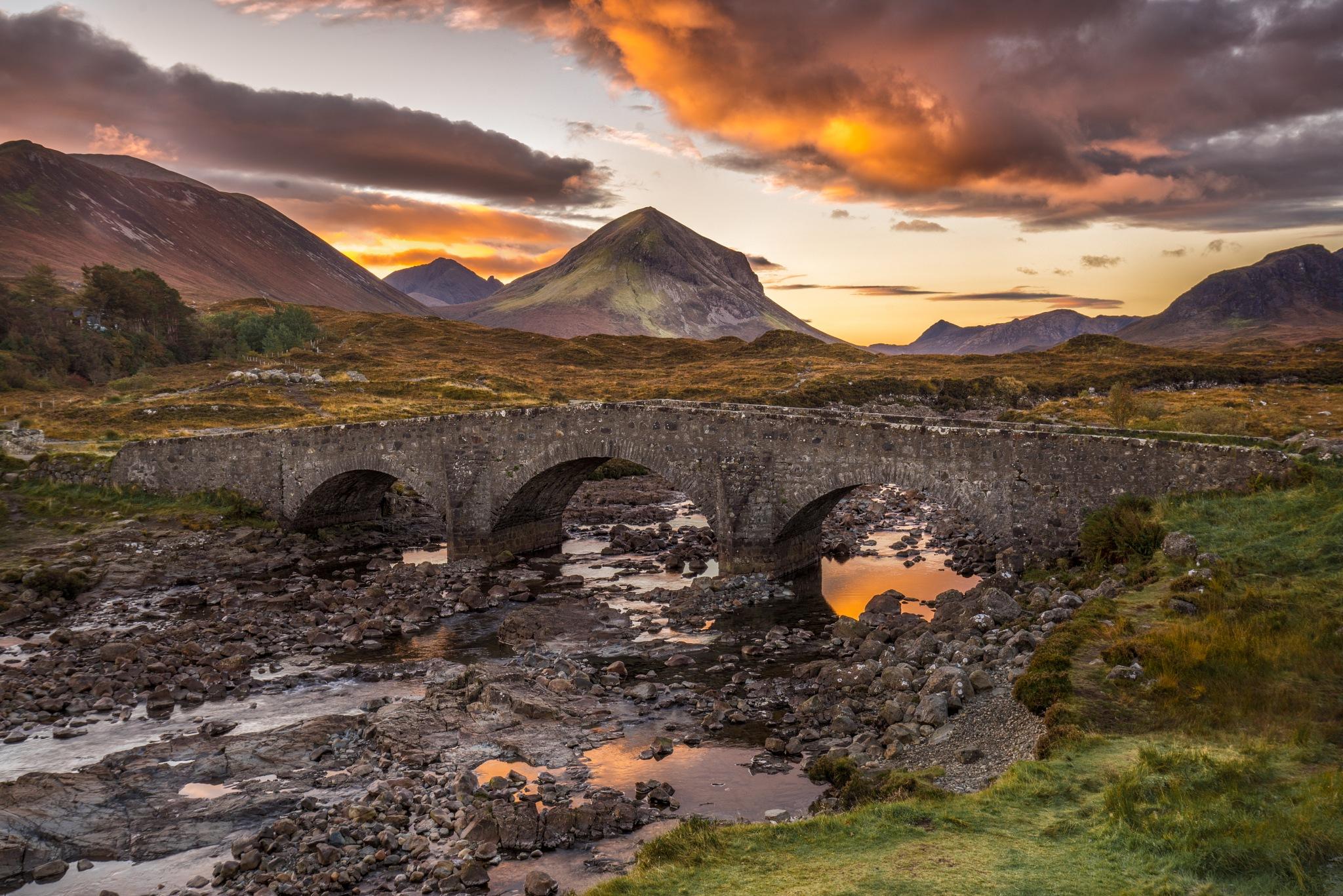 golden skye by Trevor Shelley