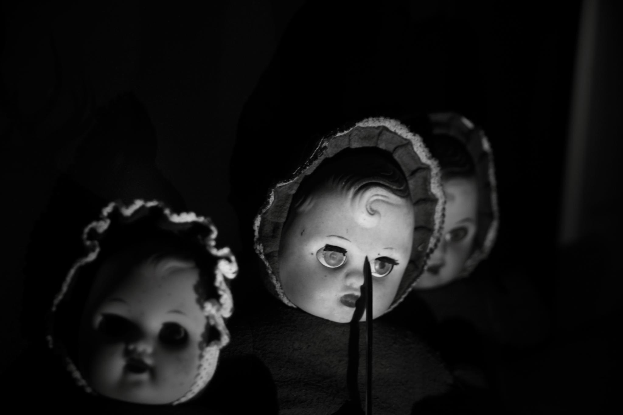 My Dollies by JustynaOrlik