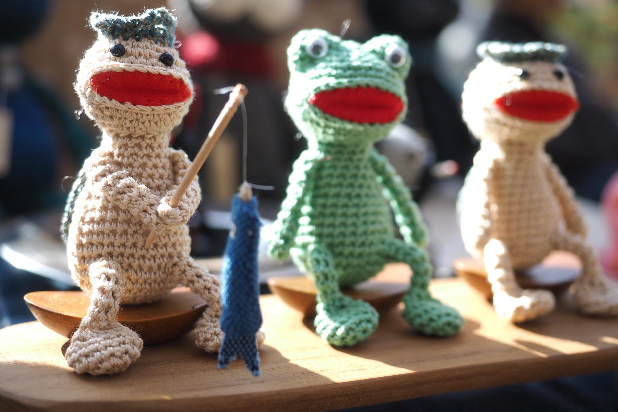Frogs by jorgelestro