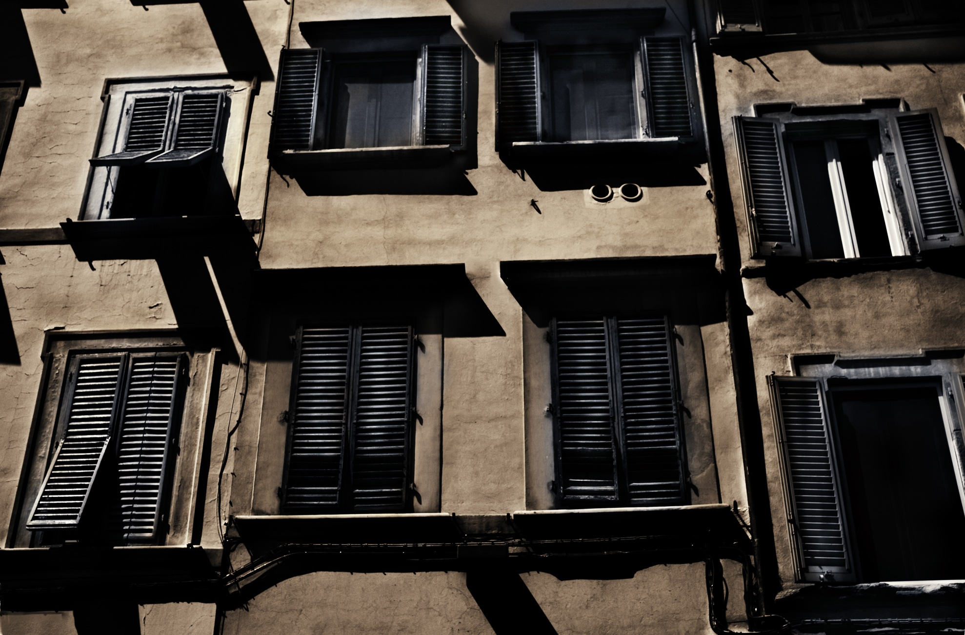It dipends from which window you look from ??? by enrico.seri.16