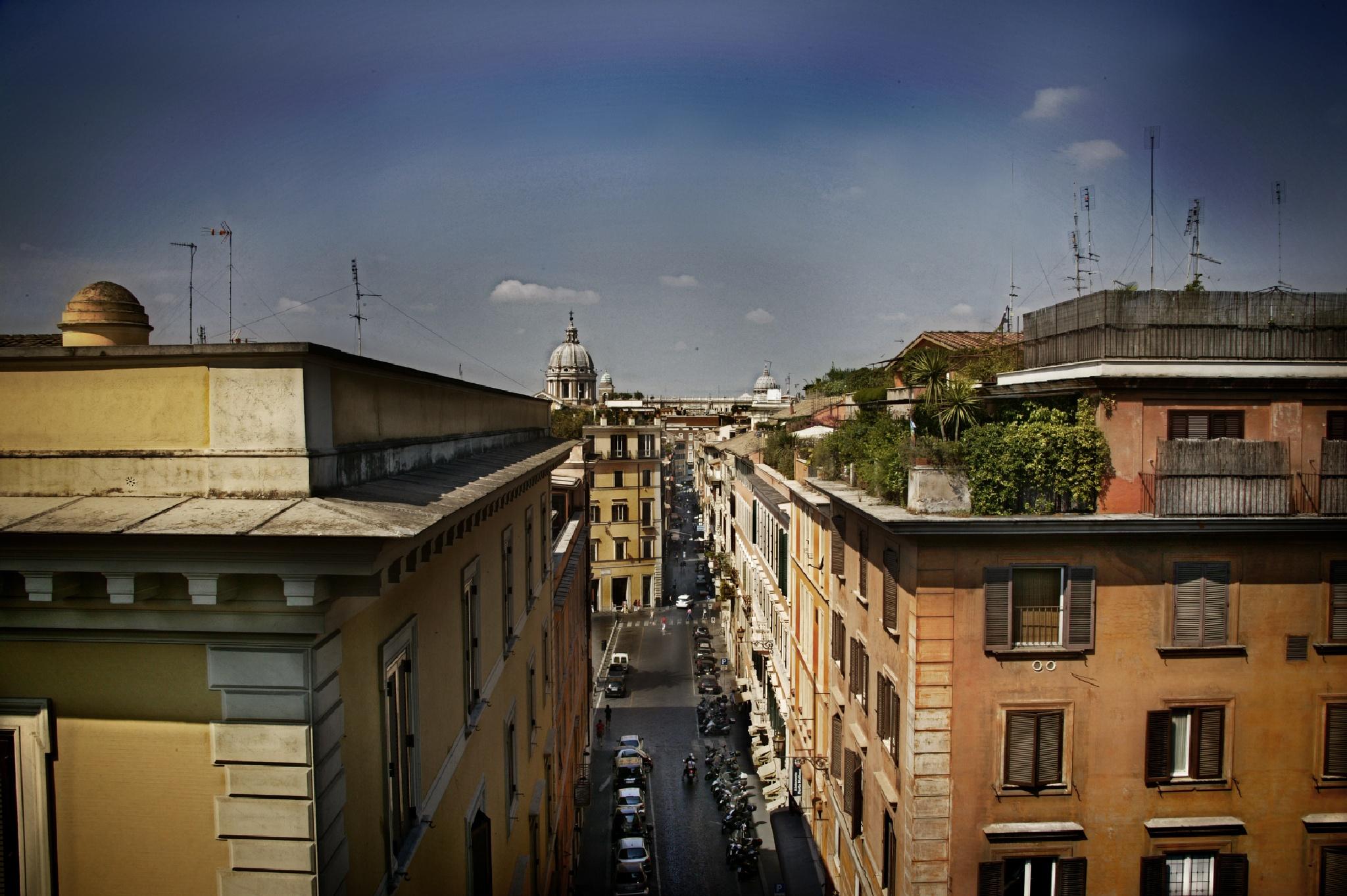 Mia Cara Roma .... by enrico.seri.16