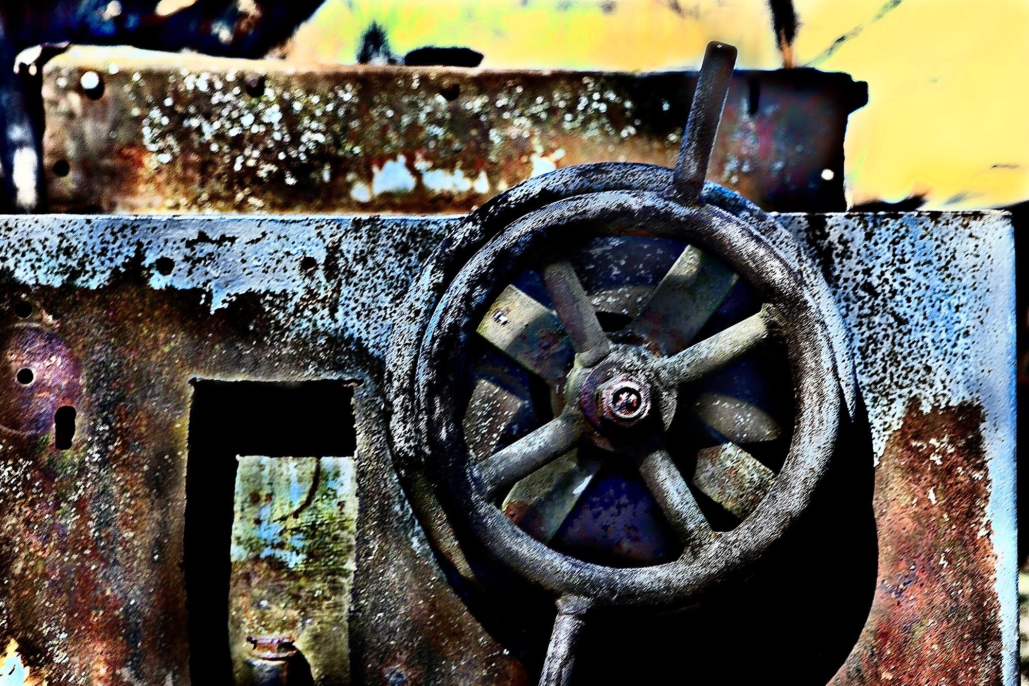 Wheels of destruction.. by enrico.seri.16