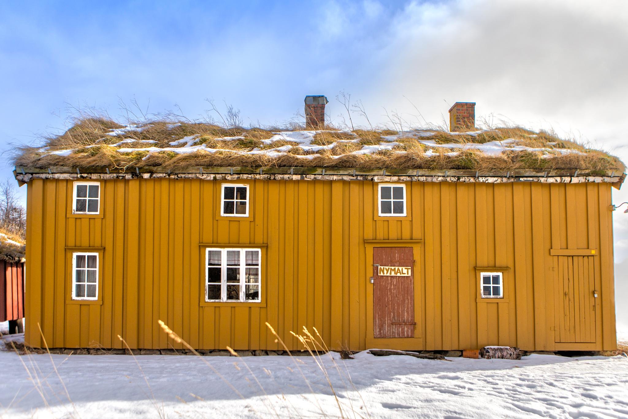 Bodøsjøen friluftsmuseum ツ by Odd Rune Wang