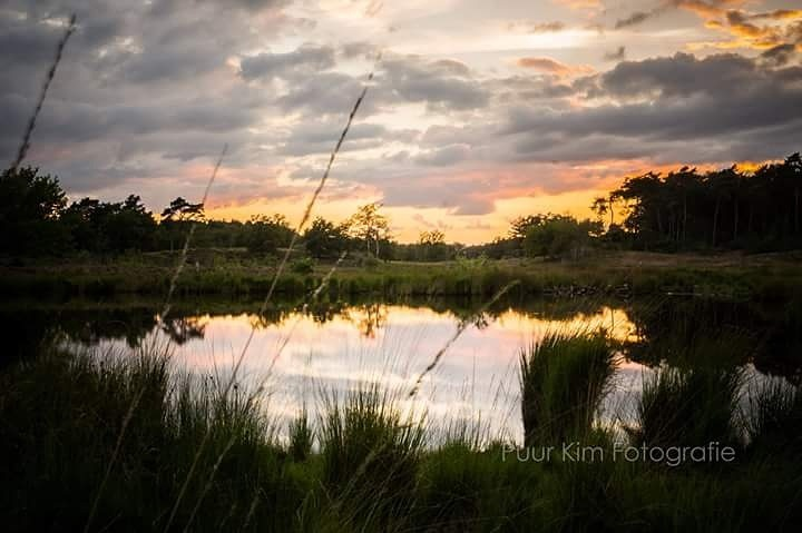 dutch sundown by Kim Hoekstra