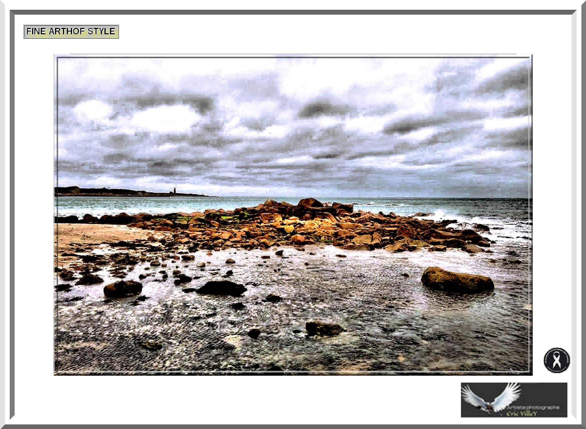 une mer de granit...Fermanville...fine arthof style by ςɑʀɨиє єт єʀɨς ɑʀтɨsтєs ρɦღтღɢʀɑρɦєs