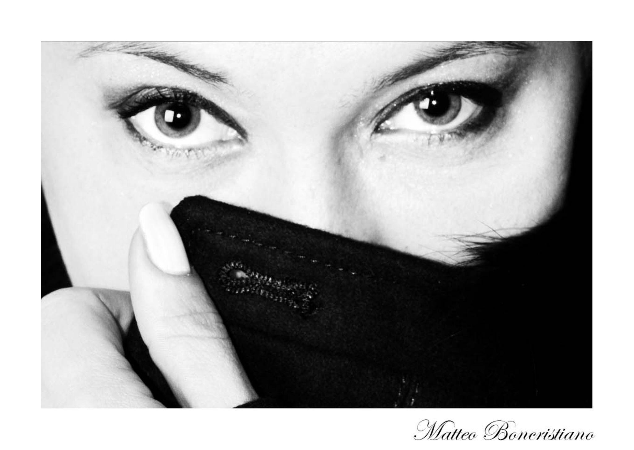 eyes by Matteo