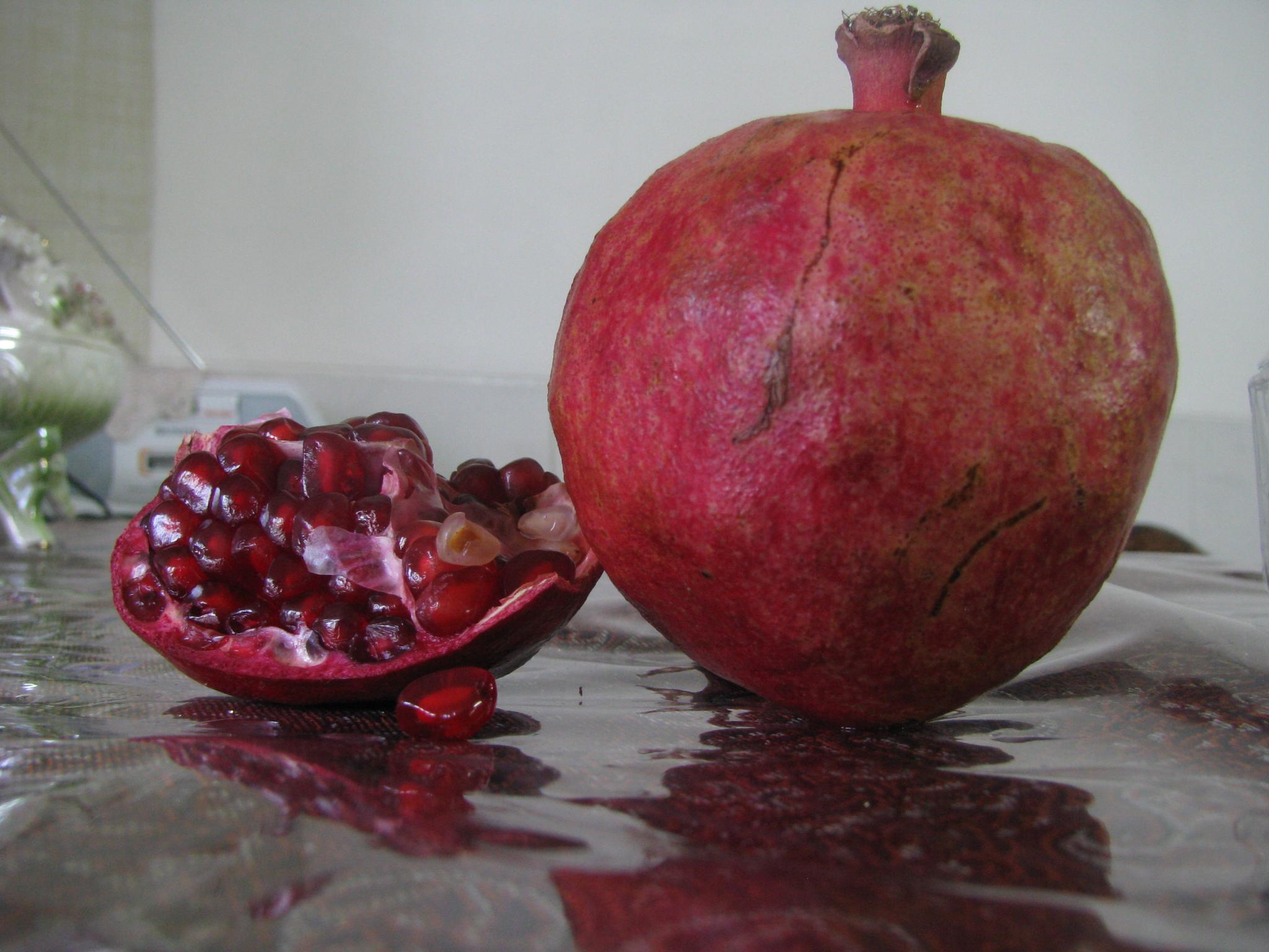 Pomegranate by nkargar1356