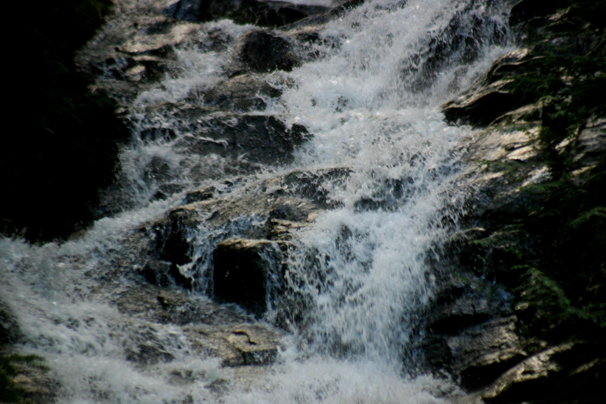 The top of the waterfall. by henrywall63