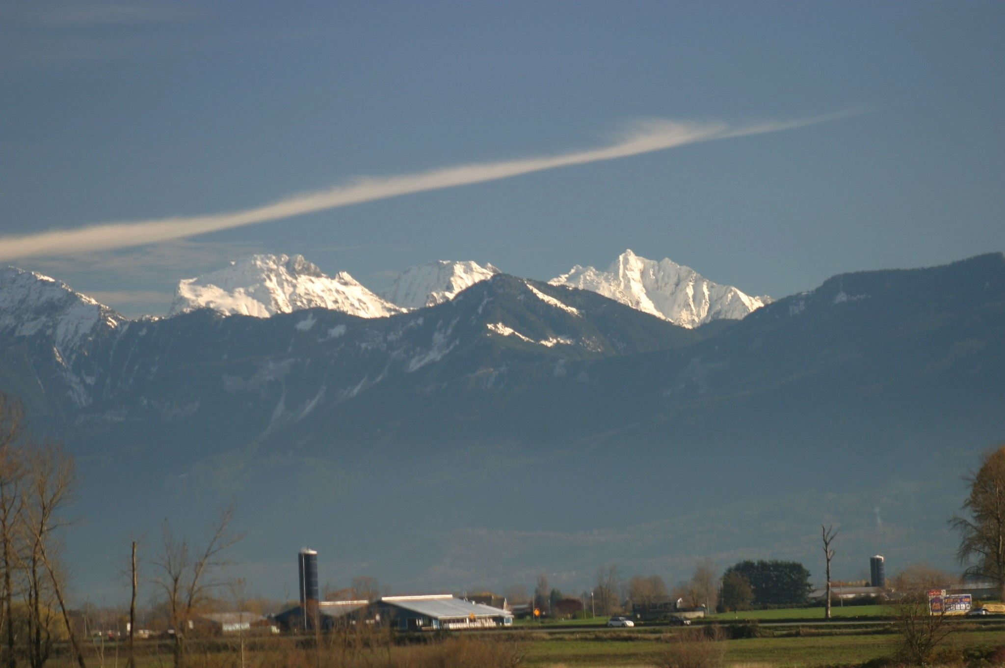 Fraser Valley by henrywall63