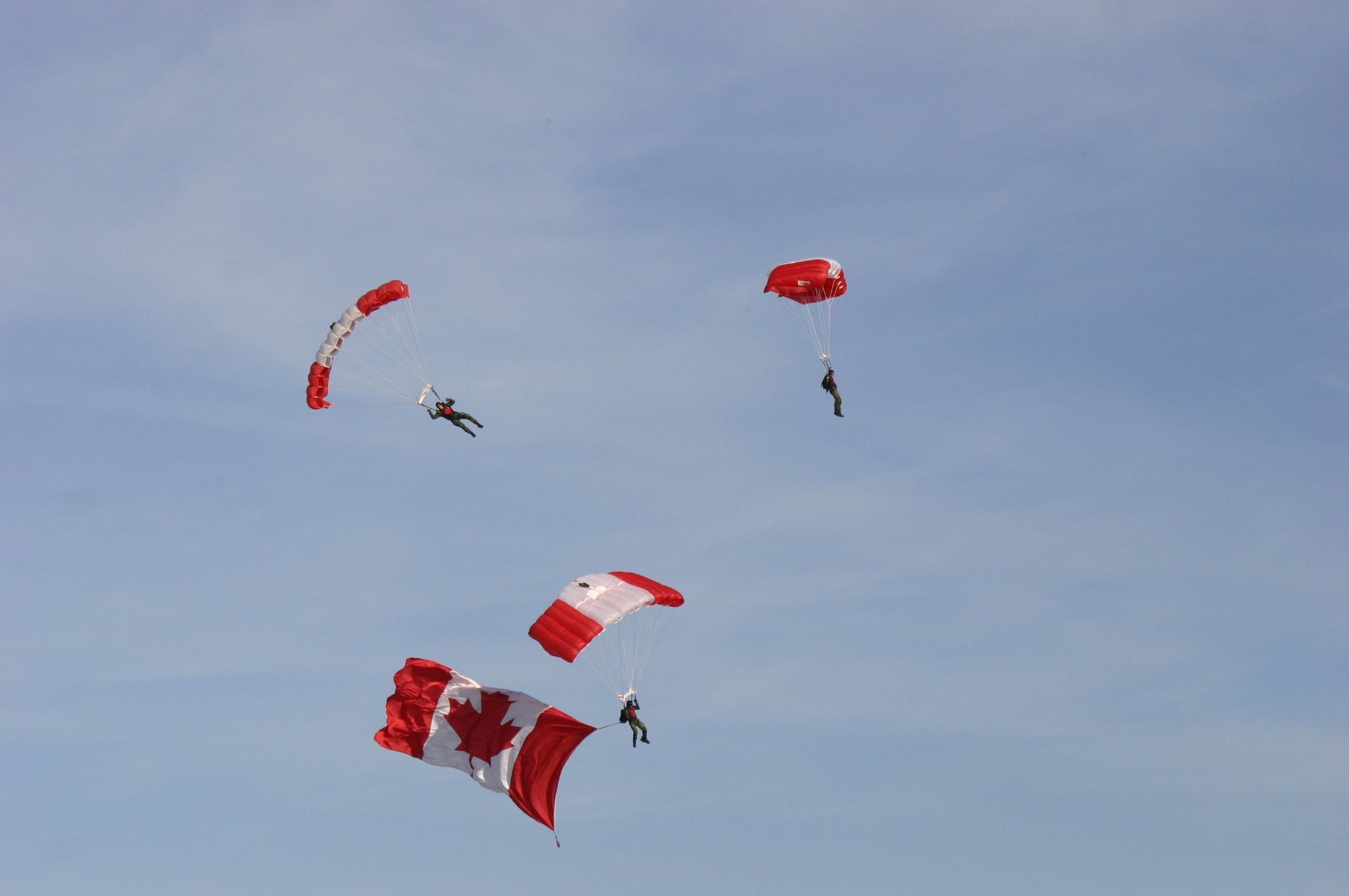 Skydivers. by henrywall63