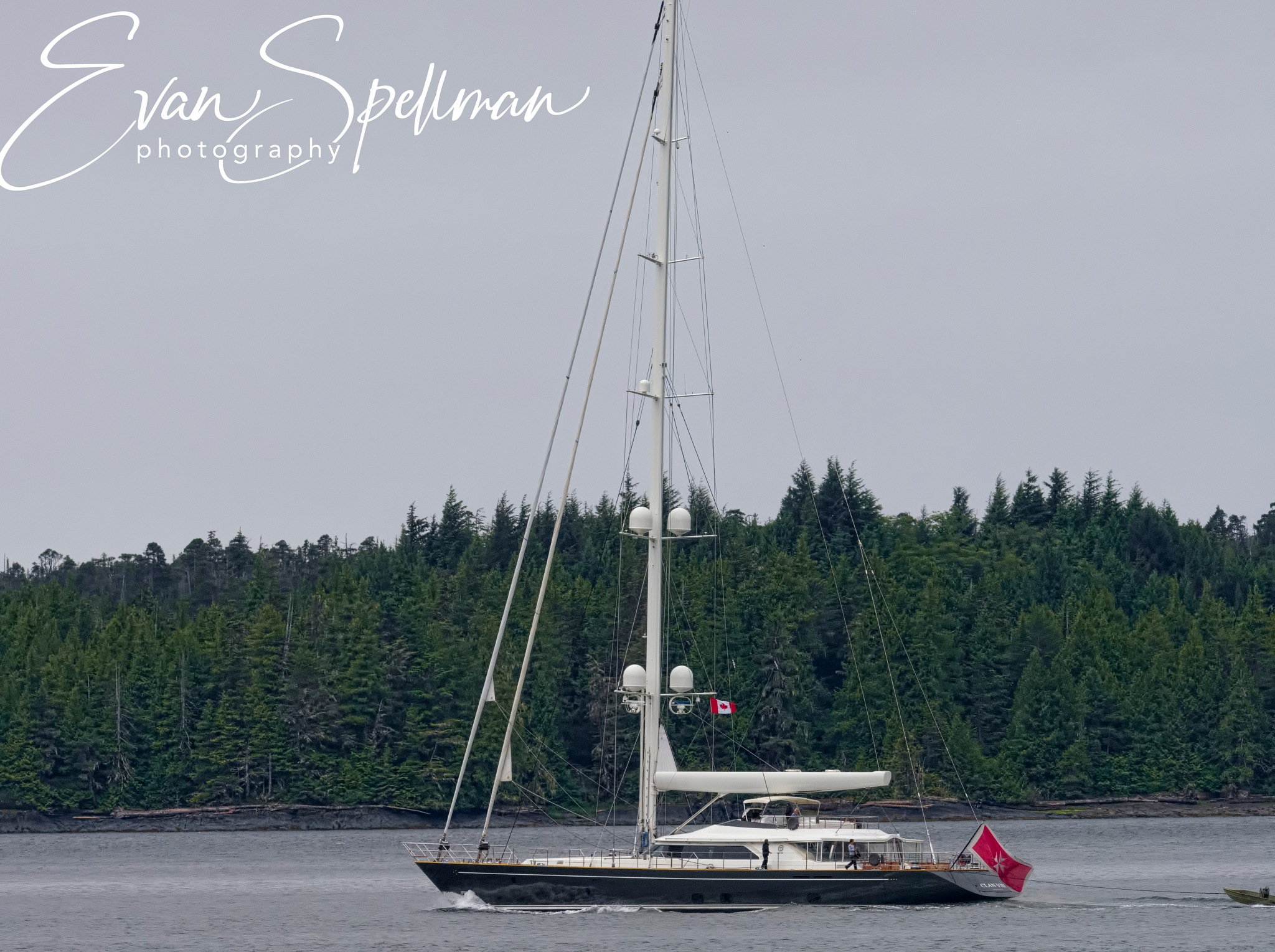 Clan Viii-Alaska cruise maybe by Evan Spellman