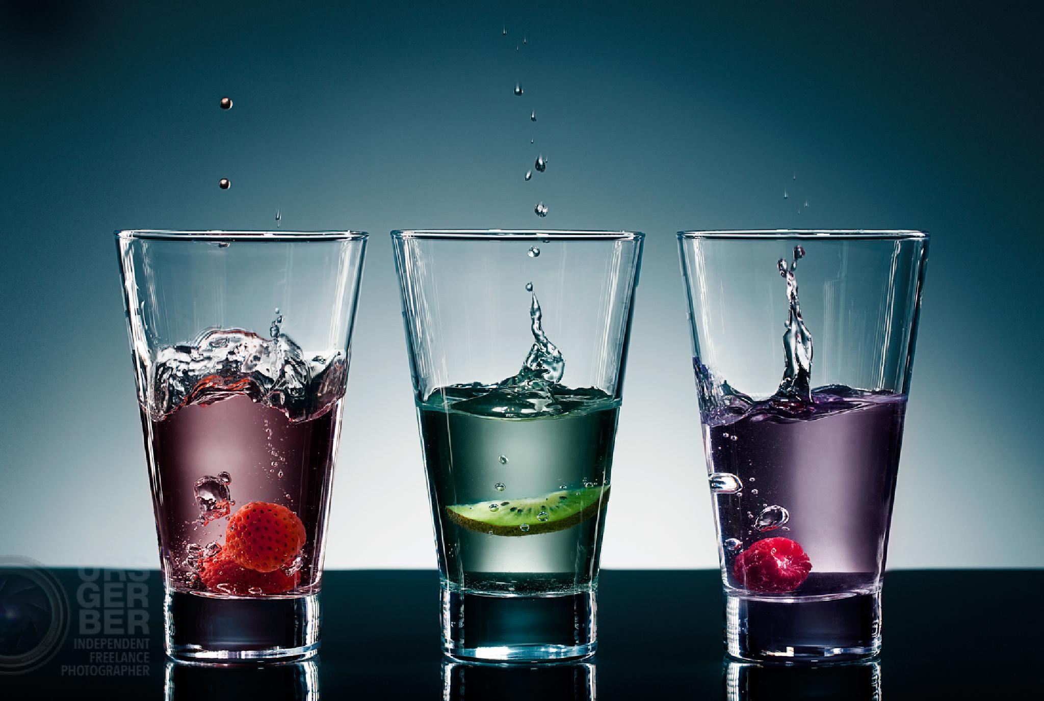 Cheers by Urs Gerber