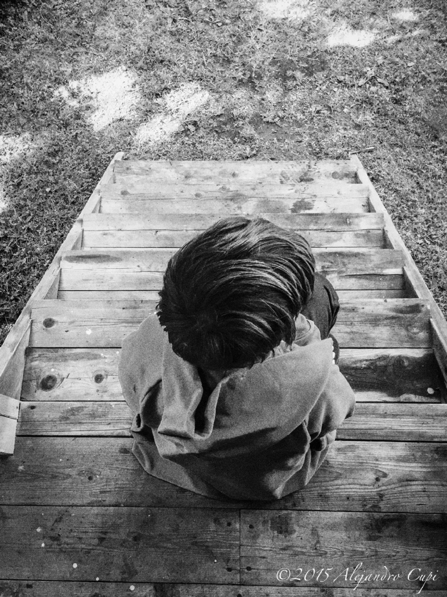 Waiting by Alejandro Cupi