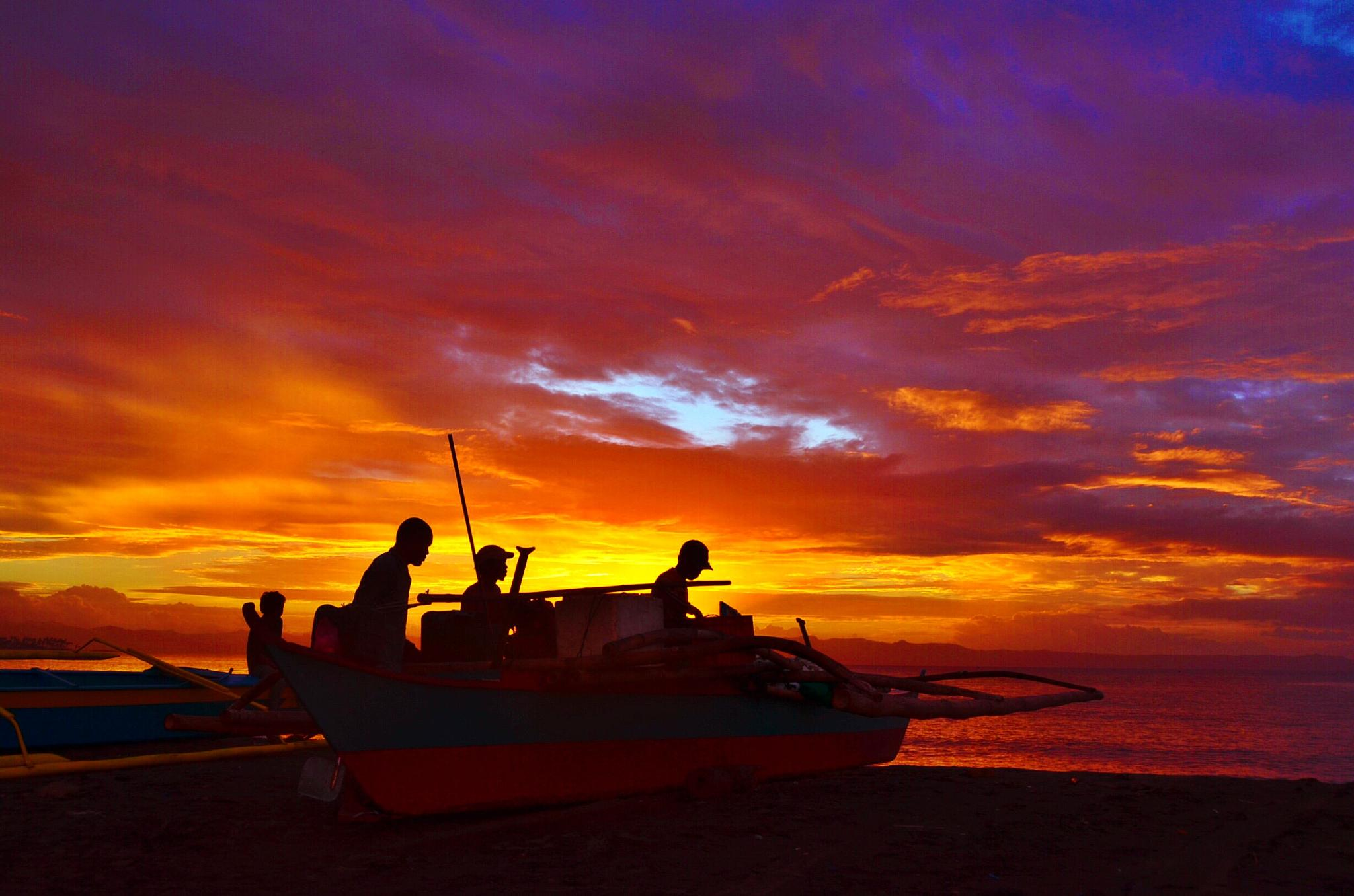A day in the life of a fisherman by virtel2