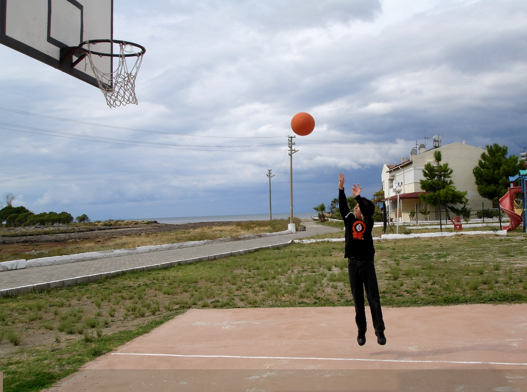 Photo in Sports #basketball #shoot #hit or miss