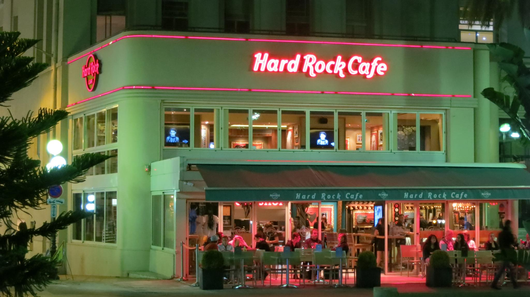 Photo in Food #hard rock cafe #nice #france #hard rock cafe nice #yumusakkaya #restaurant