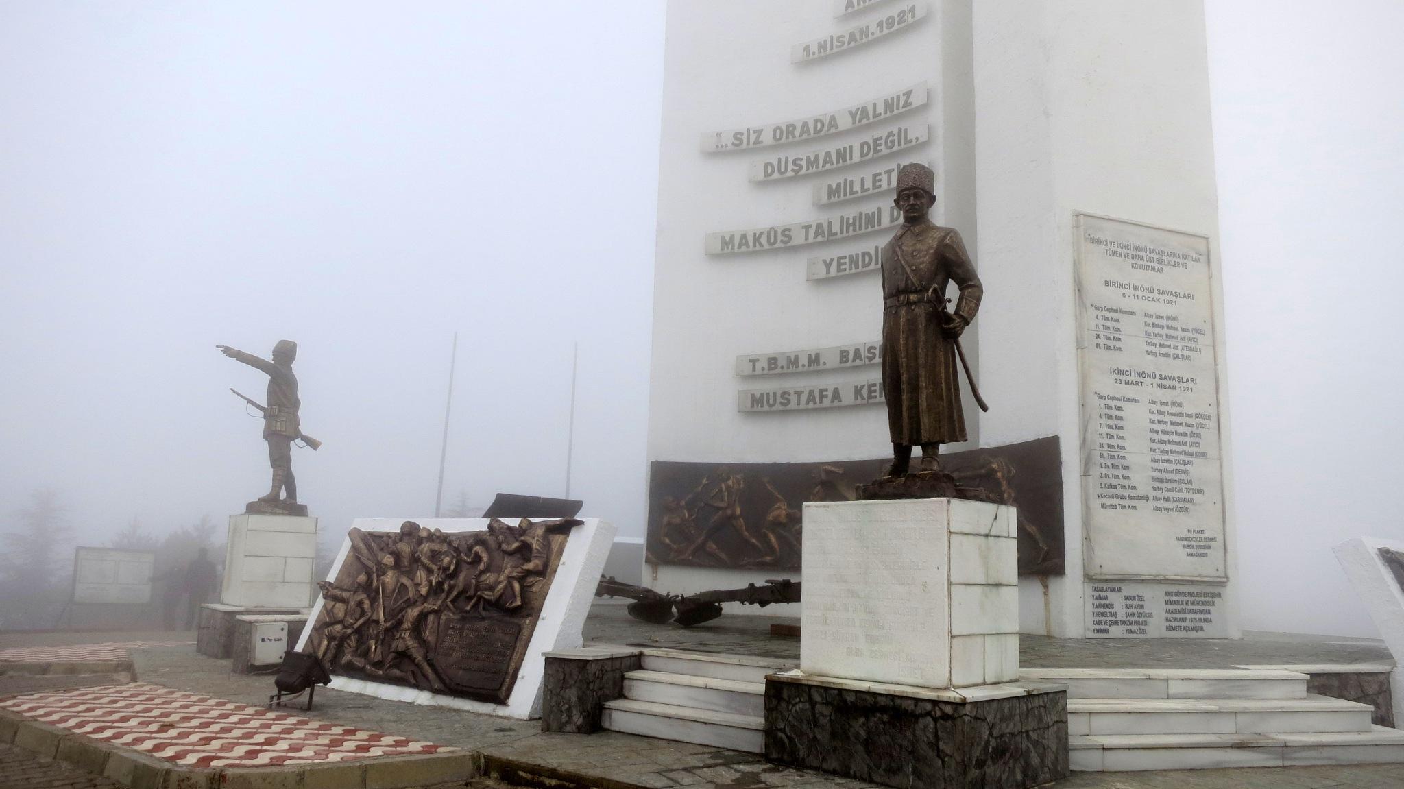 Monument by Atila_Yumusakkaya