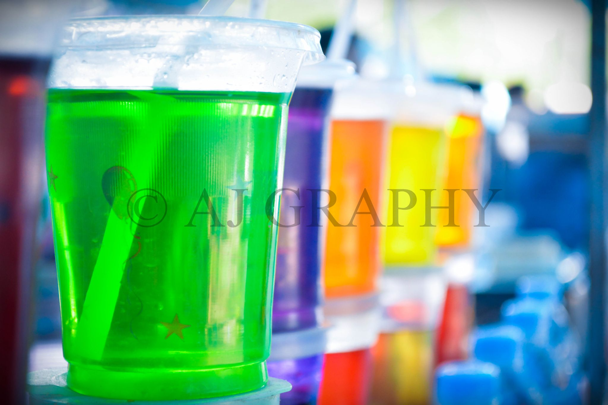 colors soda love by AJ GRAPHY