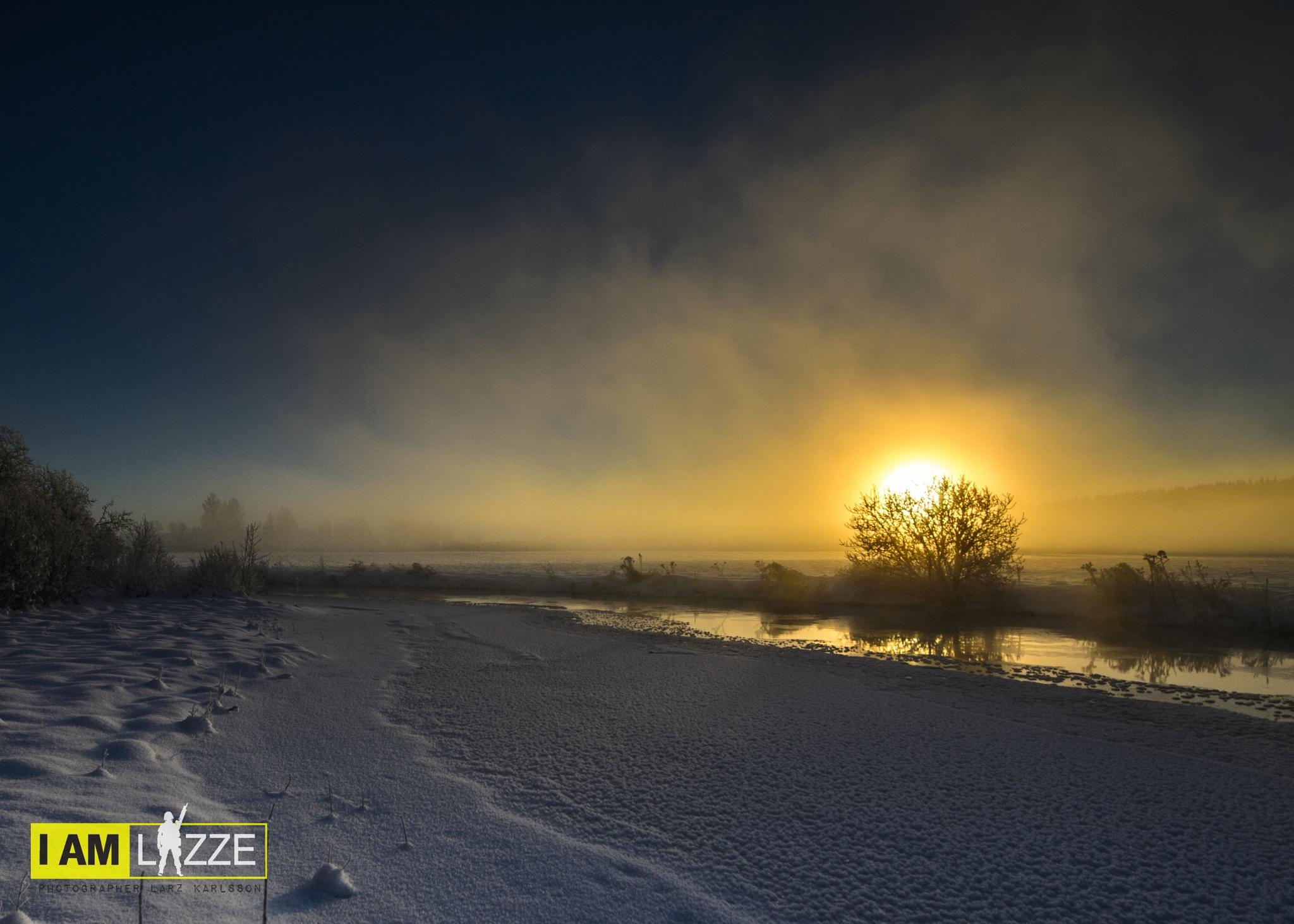 Sunrise by IAMLAZZE