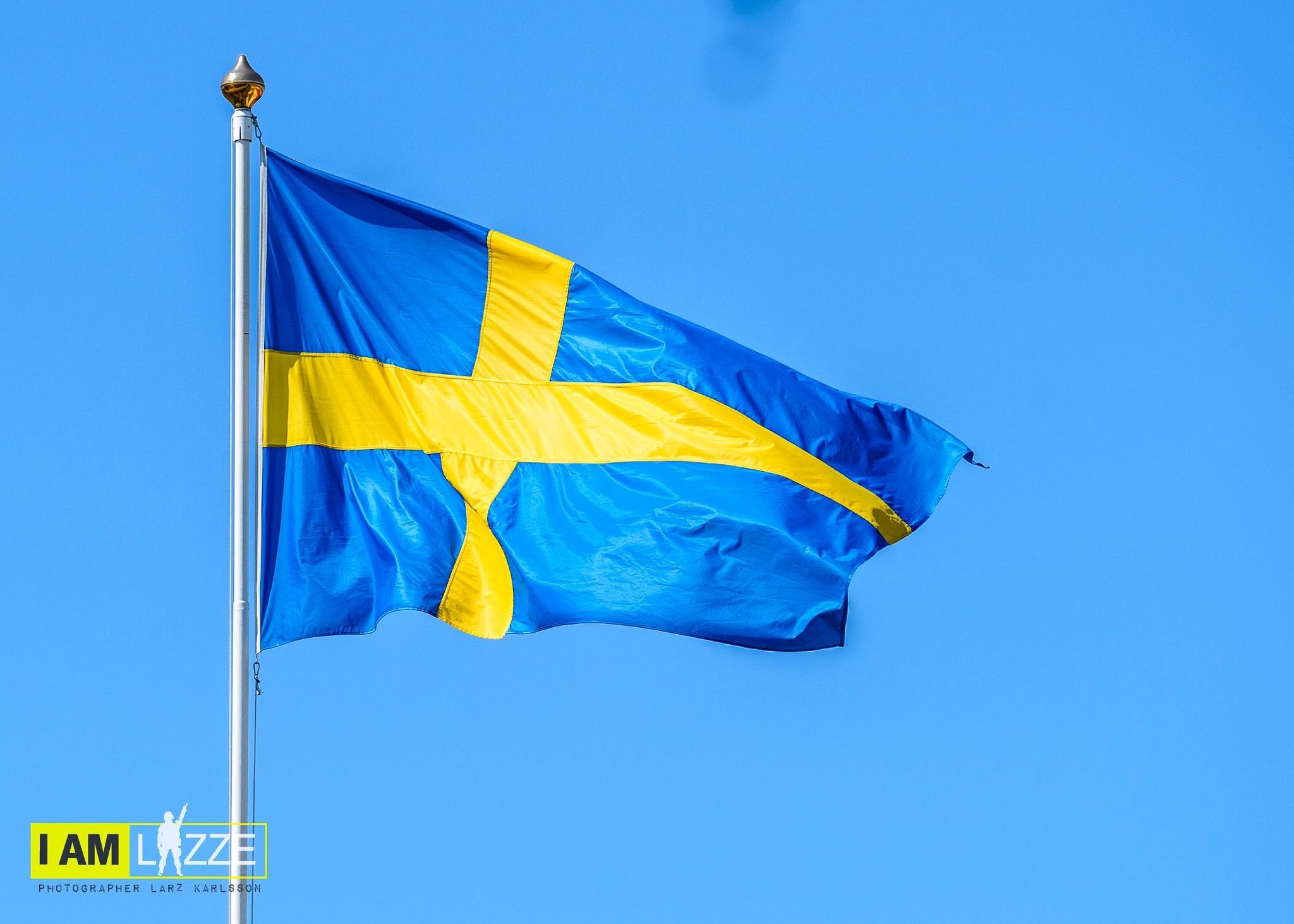 Happy B day Sweden by IAMLAZZE