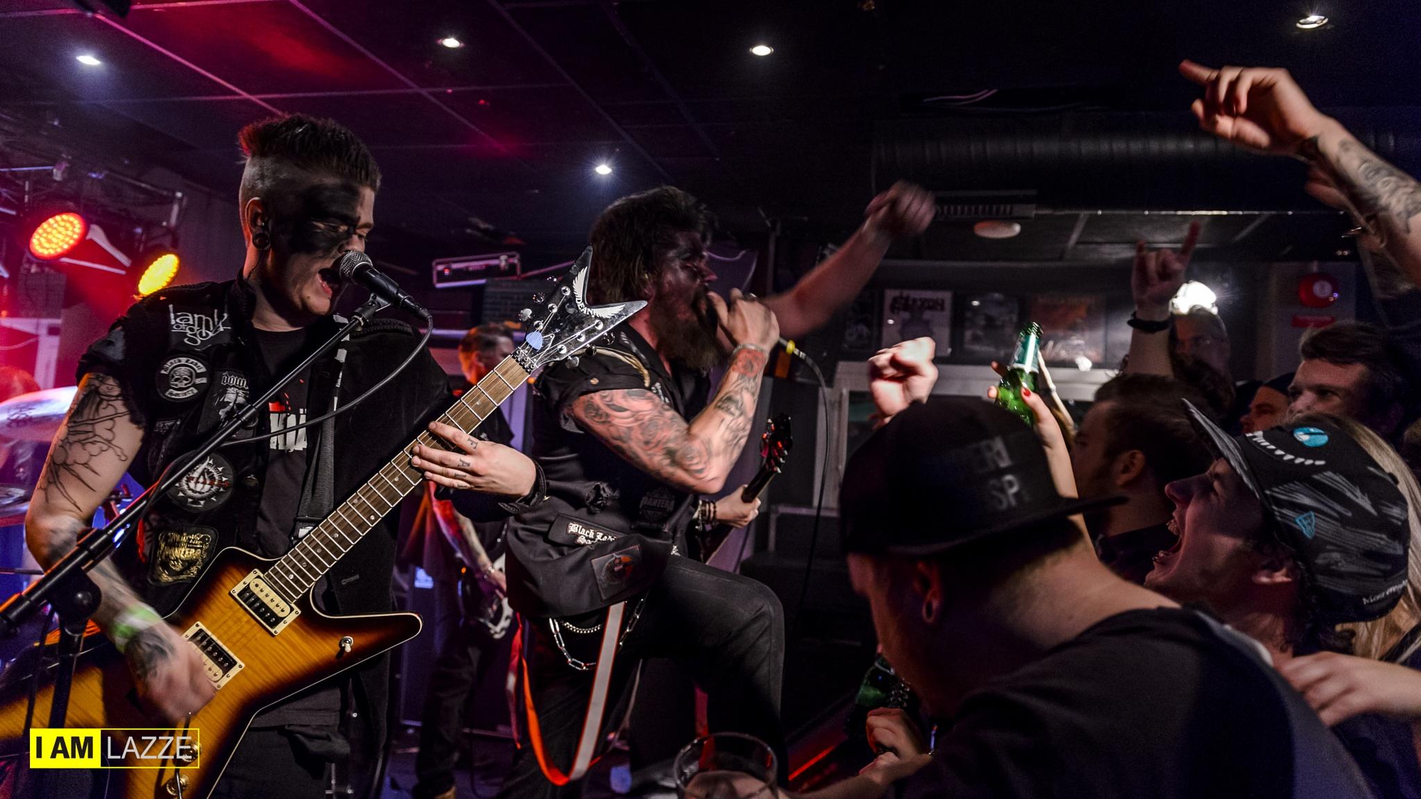 Rock club by IAMLAZZE
