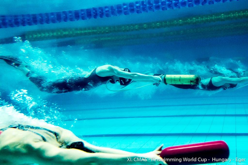 XI. CMAS - Finswimming World Cup 2016 by Laszlo J.Kremmer