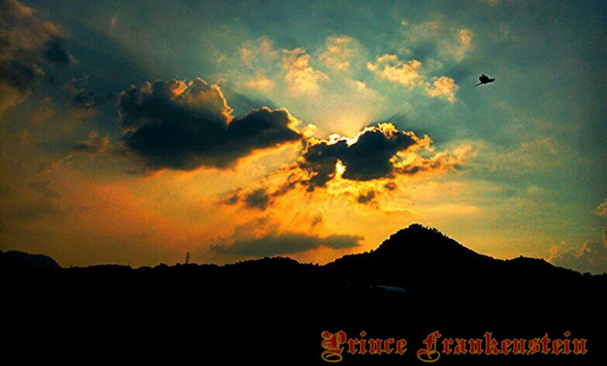 Mystical Dusk by jiban.dreamer