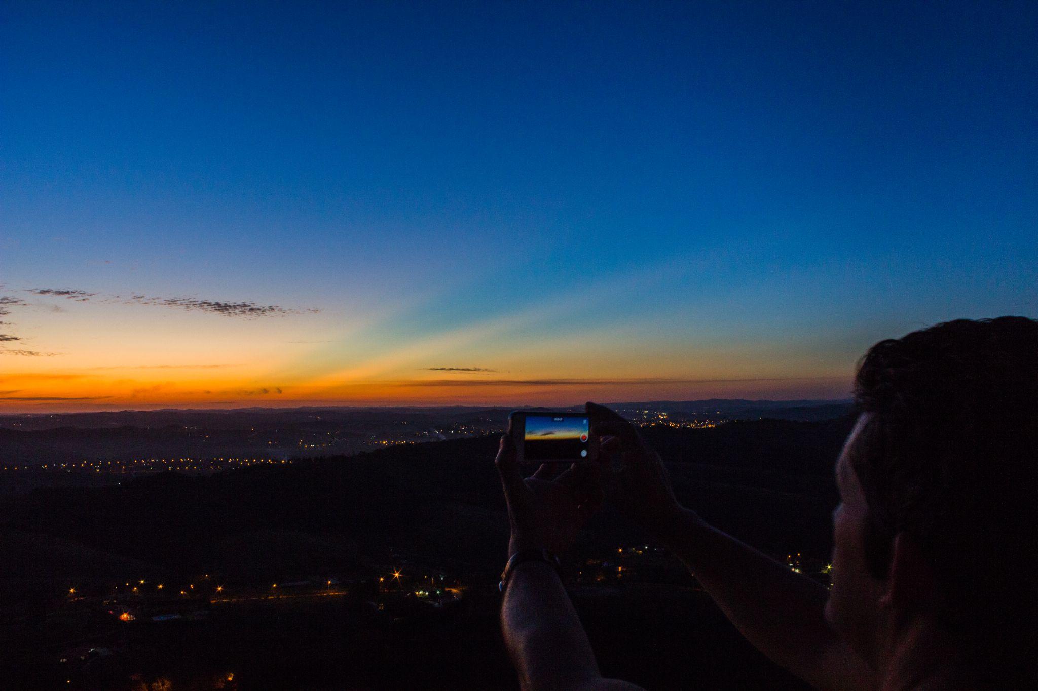 enjoy the view by zocobi