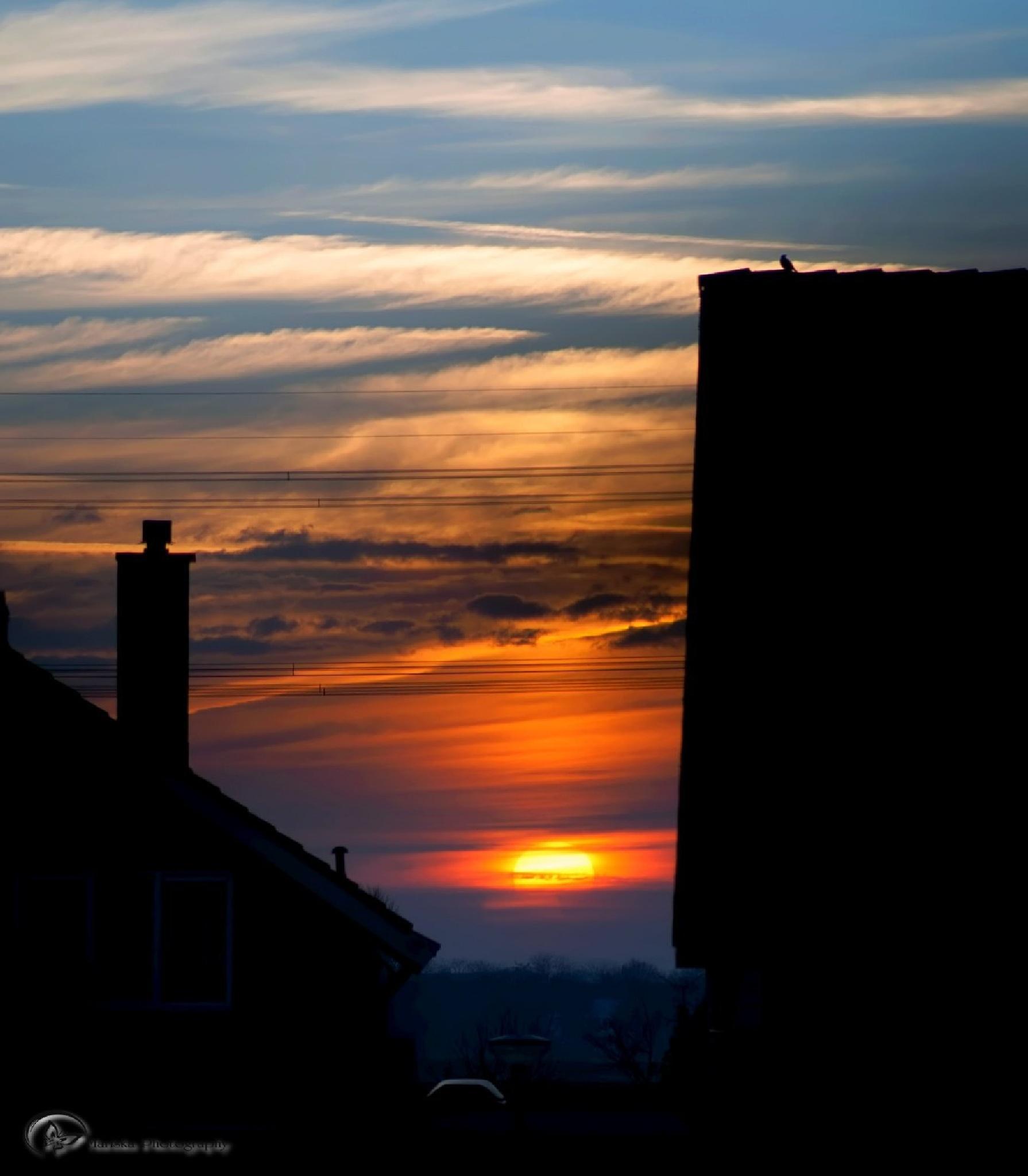 Sunset by mariska.dejong