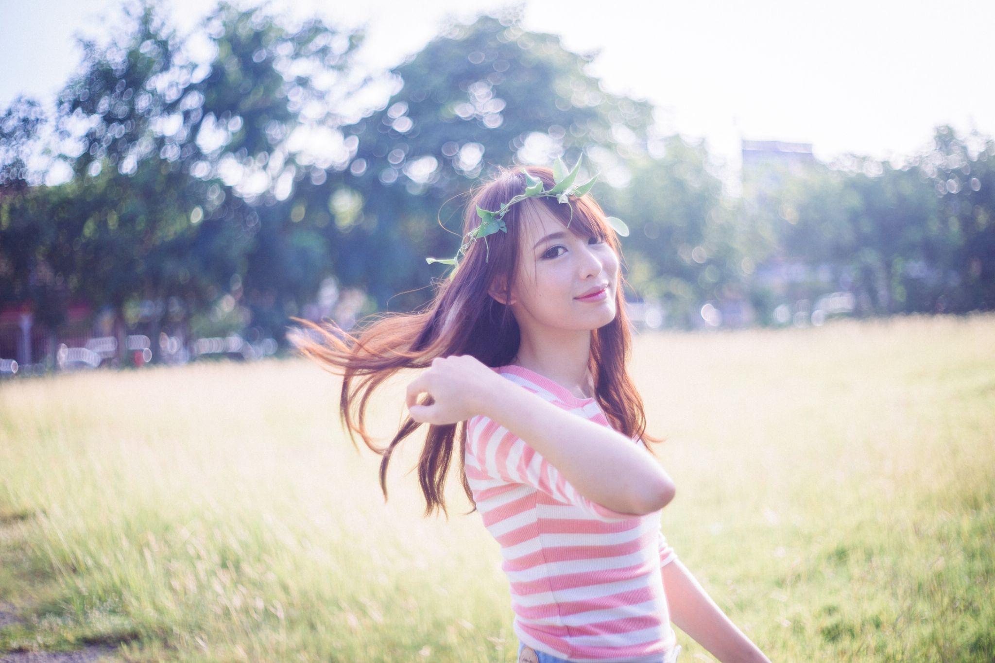 かわいいガール by ZM cherie Photography