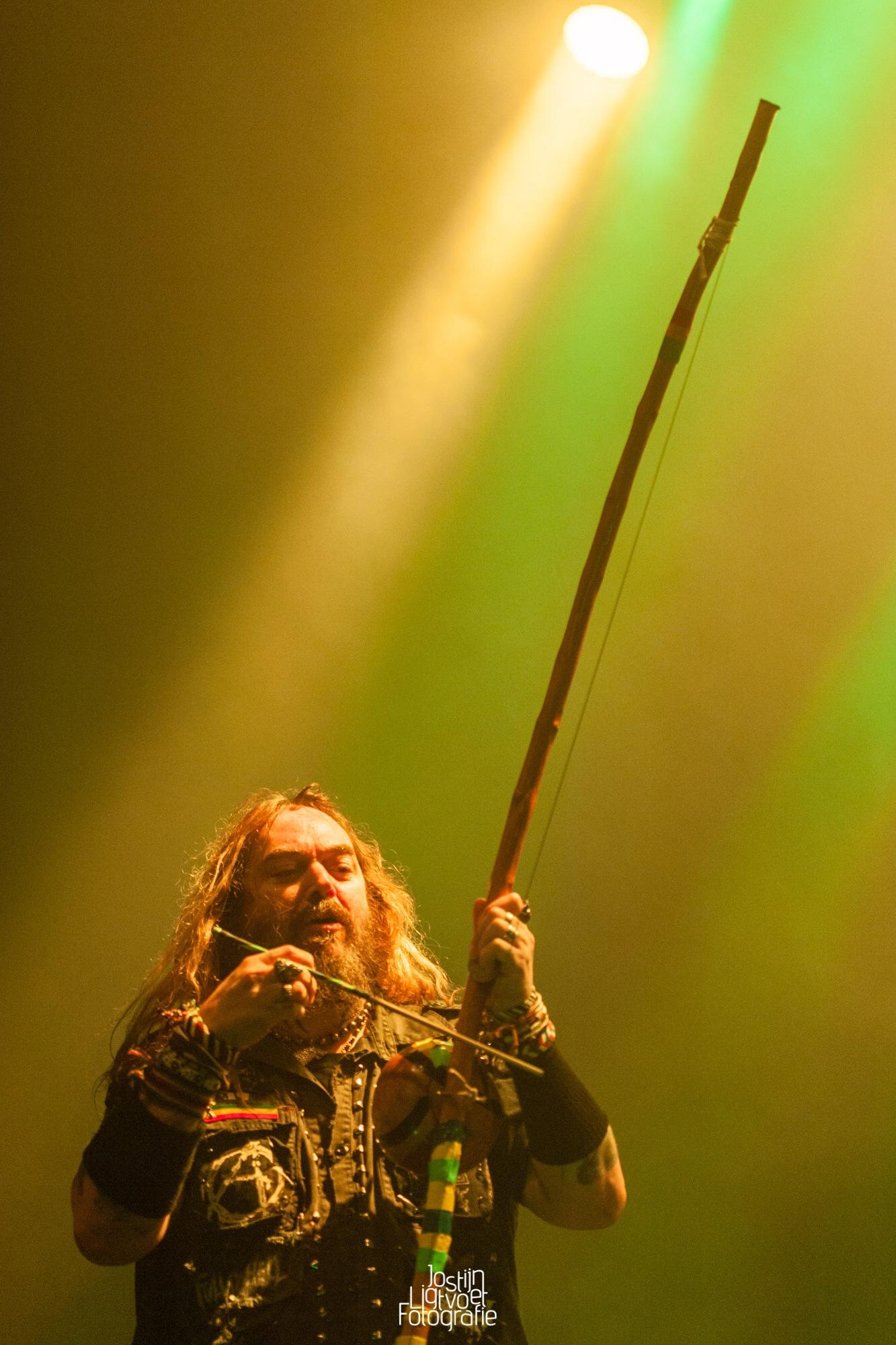 Max Cavalera by Jostijn Ligtvoet Fotografie