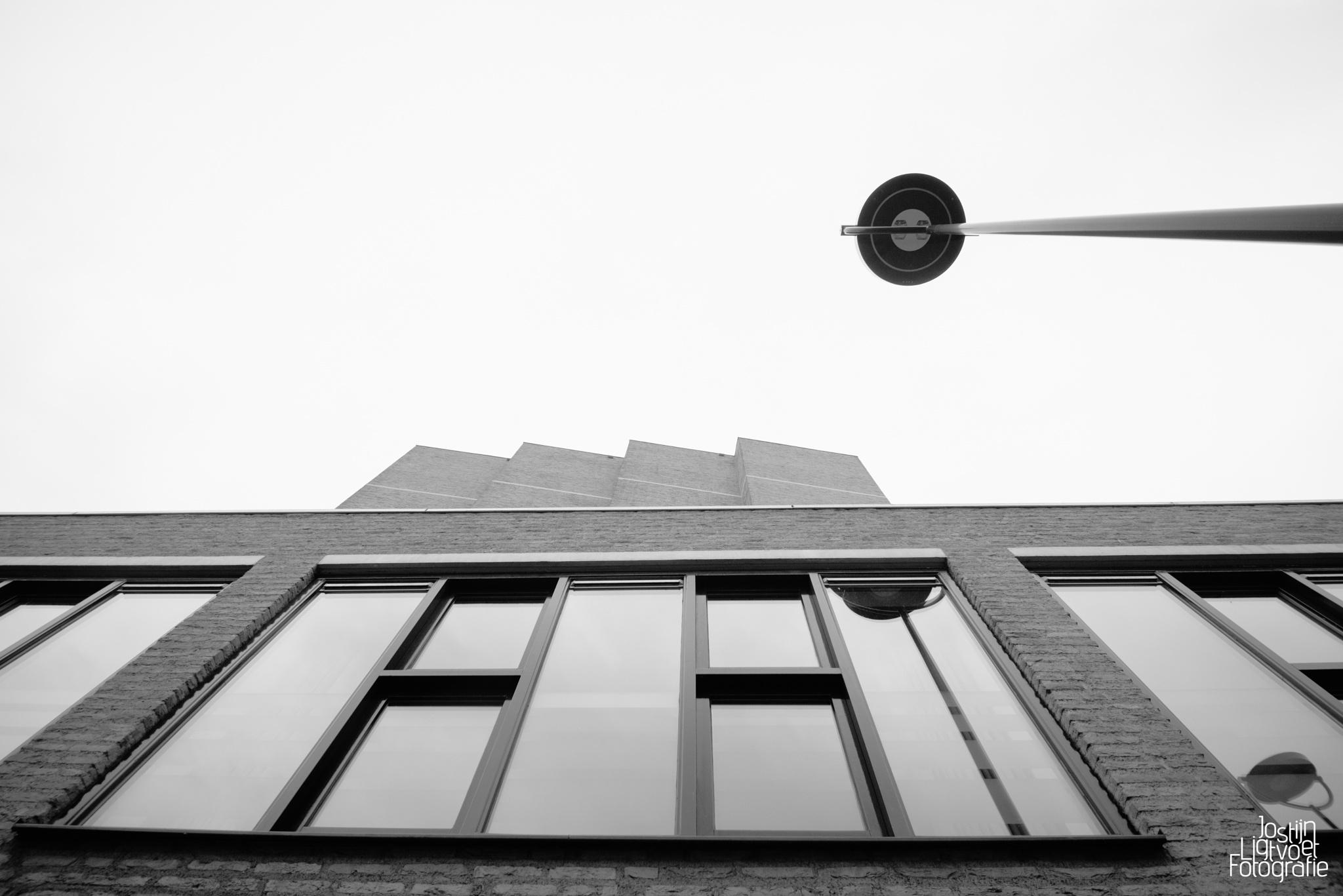 Theatre building by Jostijn Ligtvoet Fotografie