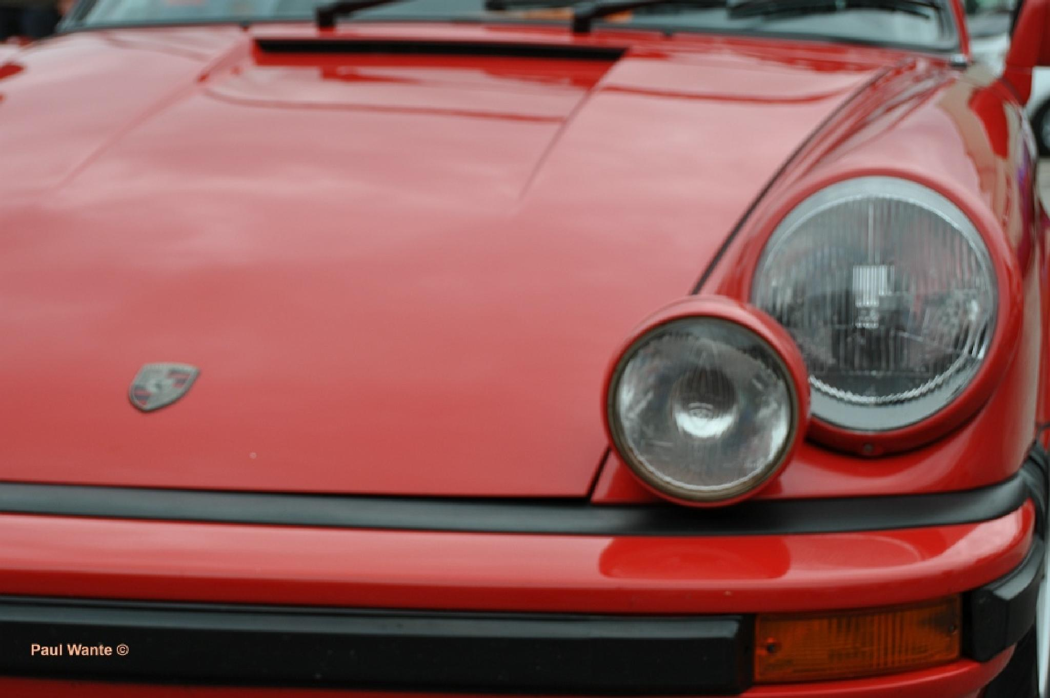 porsche lights by paul wante