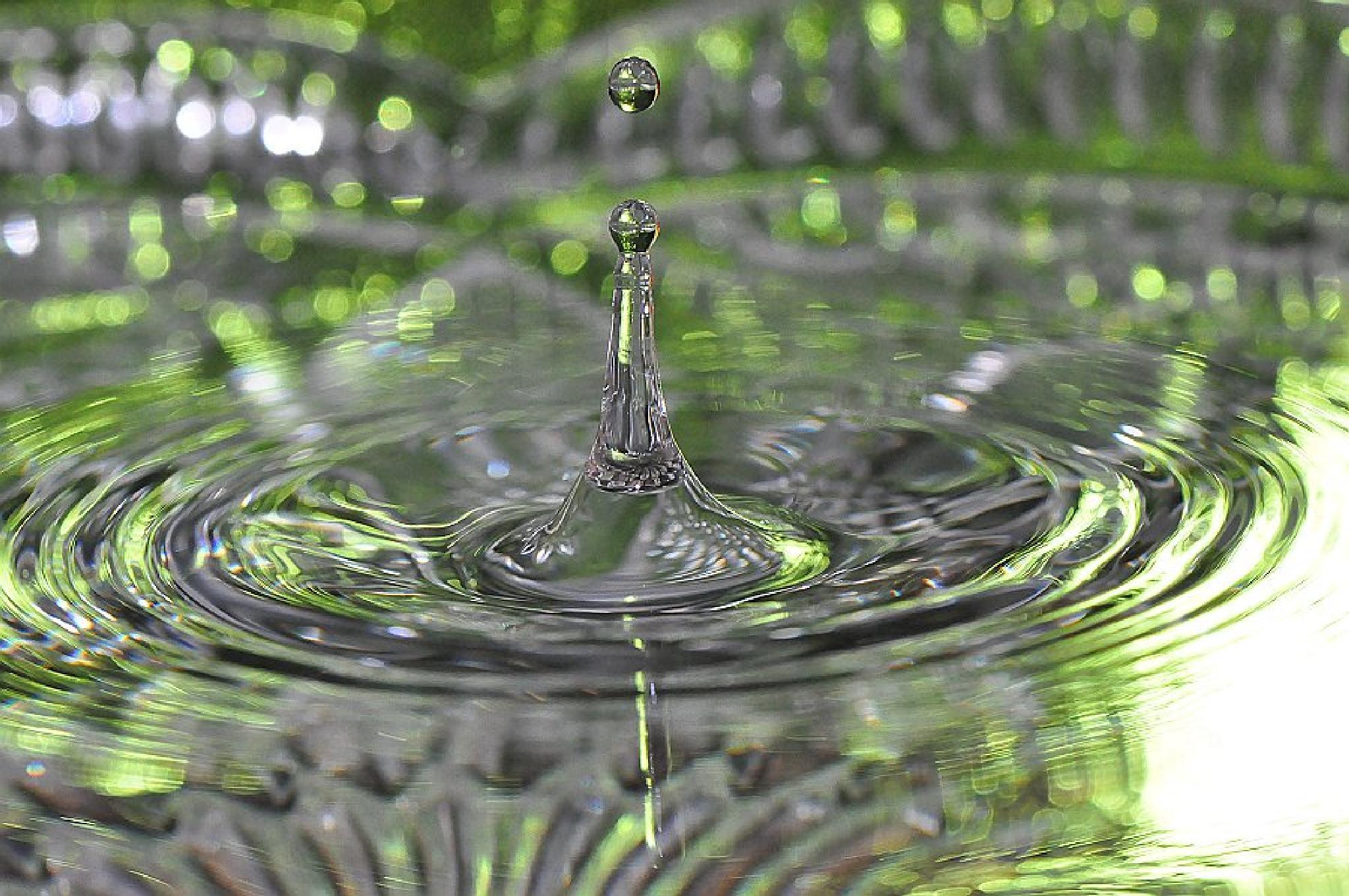 waterdrop 2 by paul wante